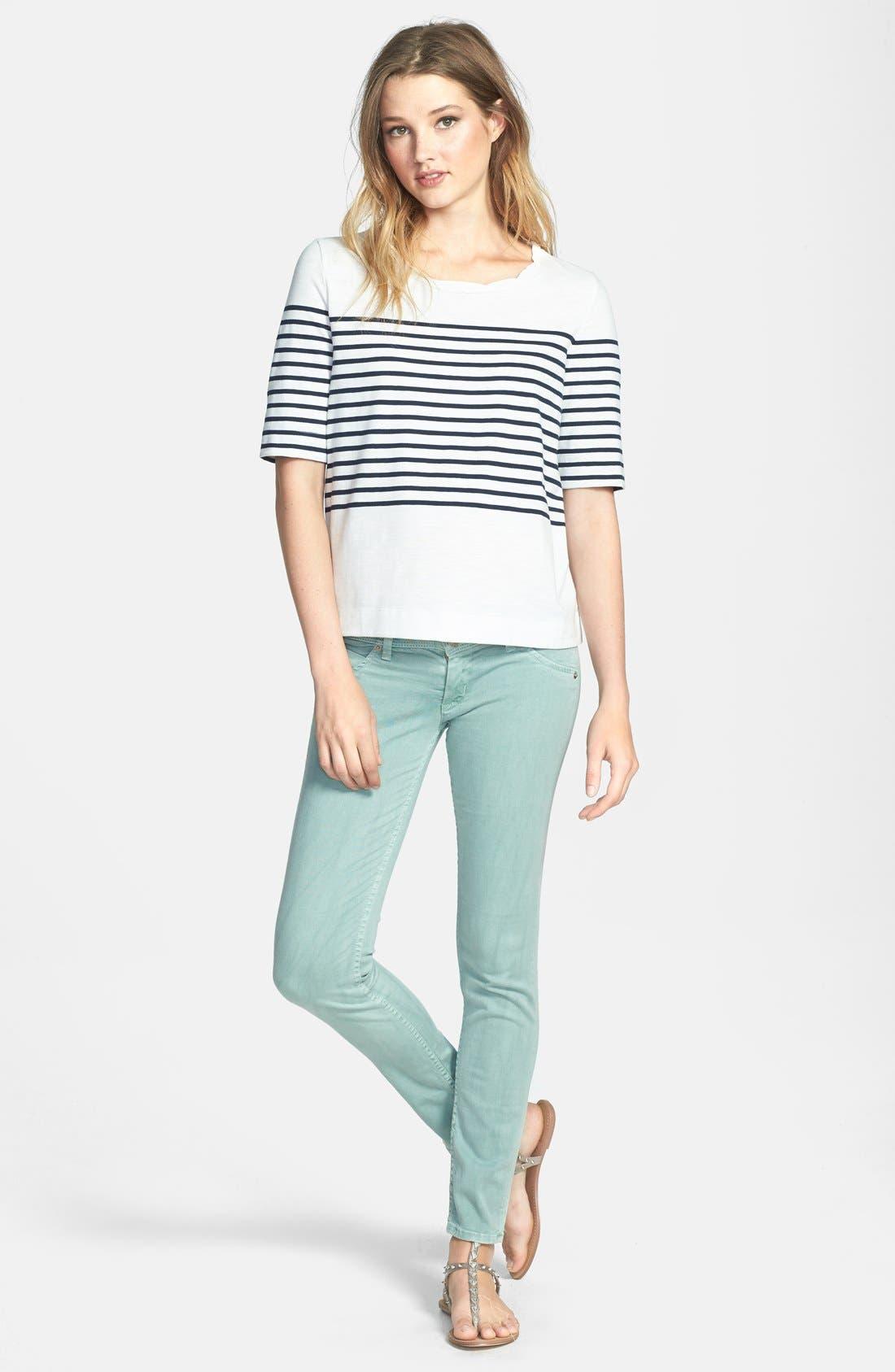 HUDSON JEANS Skinny Stretch Jeans, Main, color, 332
