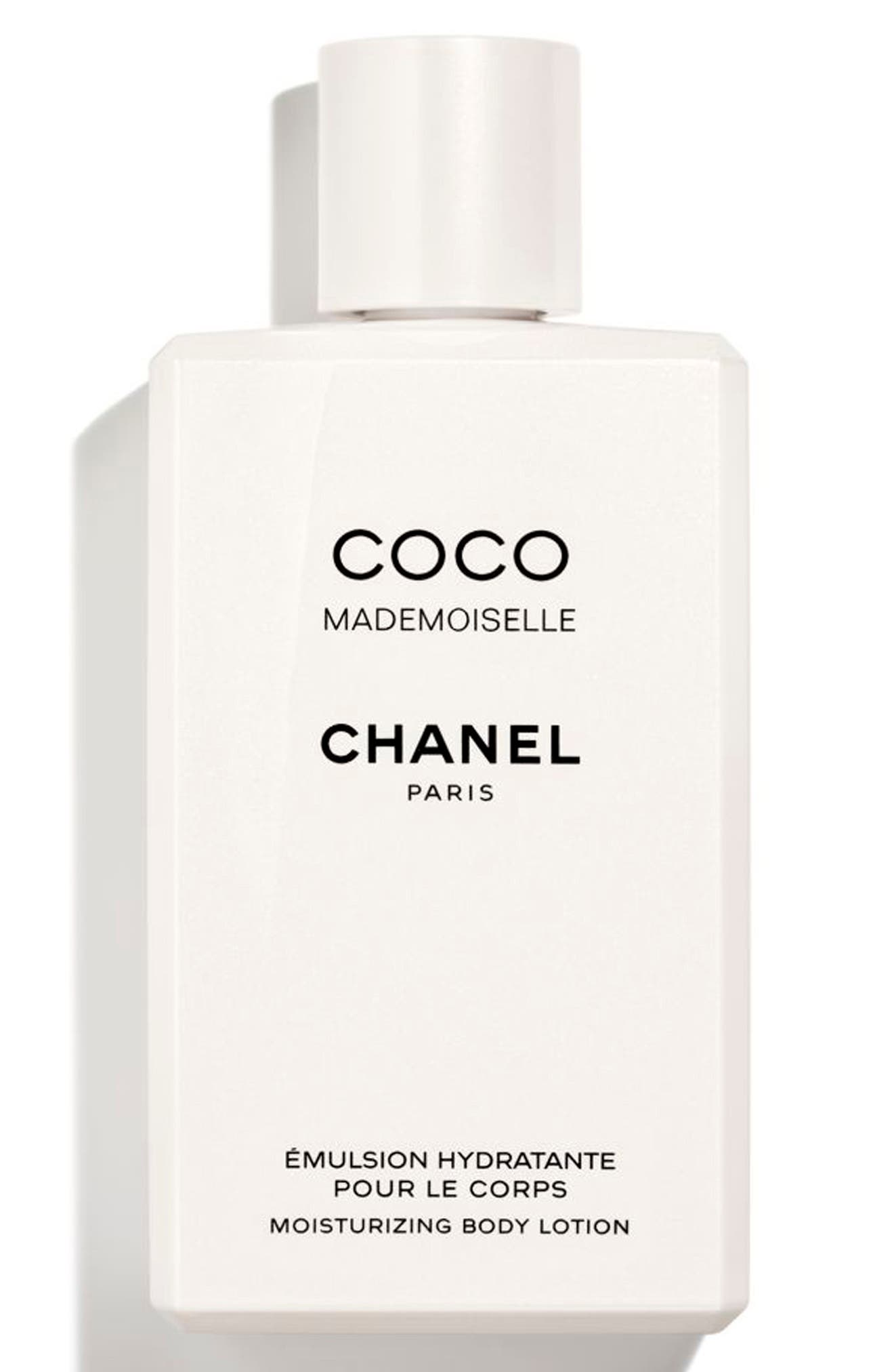 CHANEL, COCO MADEMOISELLE<br />Moisturizing Body Lotion, Alternate thumbnail 2, color, NO COLOR