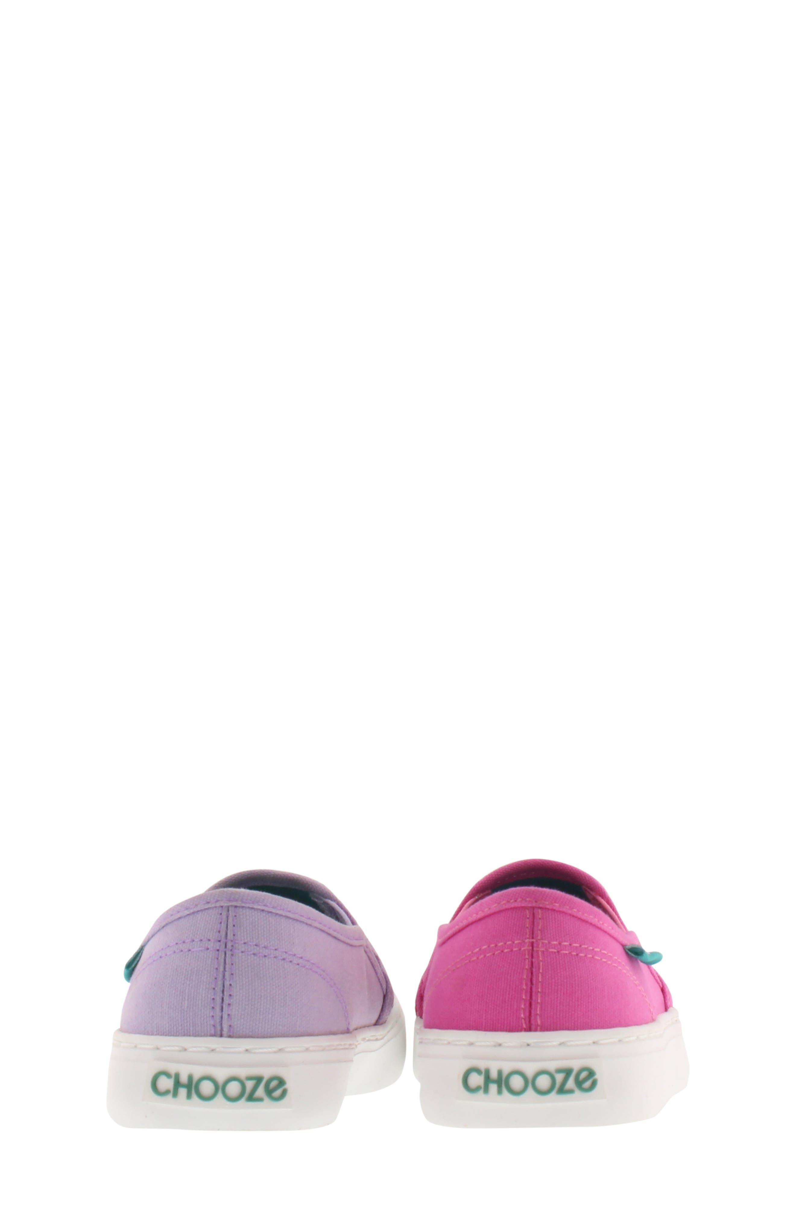 CHOOZE, Move Motion Slip-On Sneaker, Alternate thumbnail 7, color, PINK LAVENDER