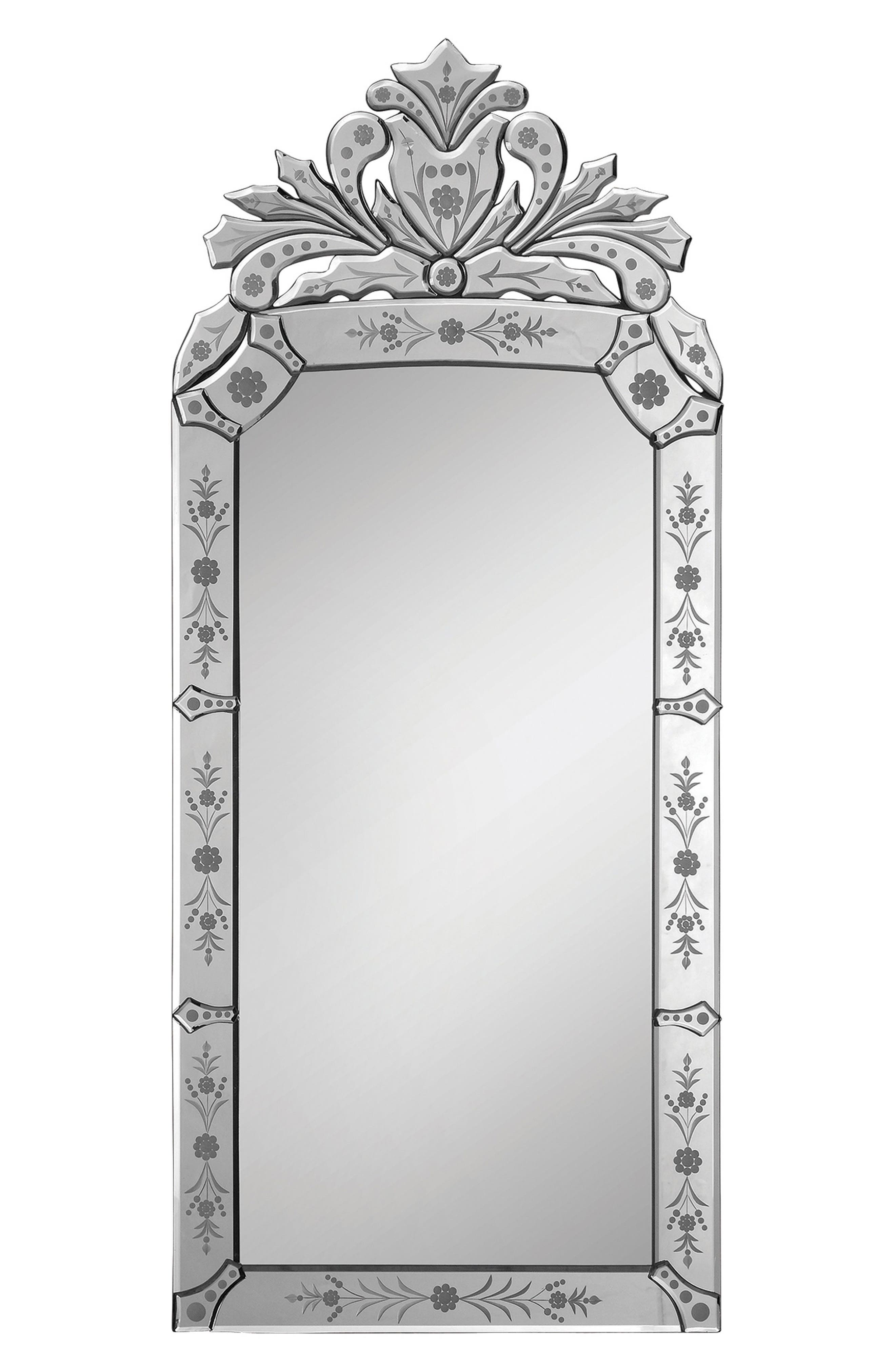 RENWIL Venetian Mirror, Main, color, CLEAR