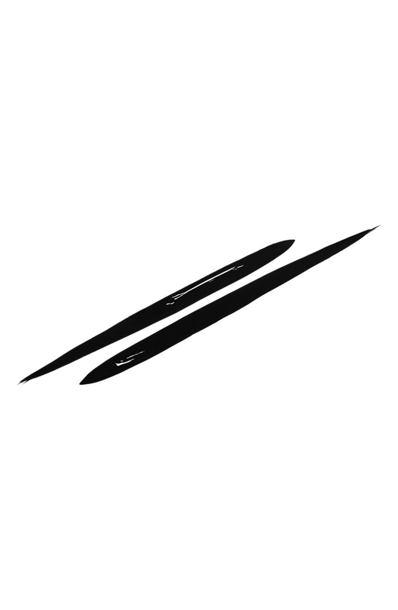 CHANEL, SIGNATURE DE CHANEL Intense Longwear Eyeliner Pen, Alternate thumbnail 2, color, NO COLOR