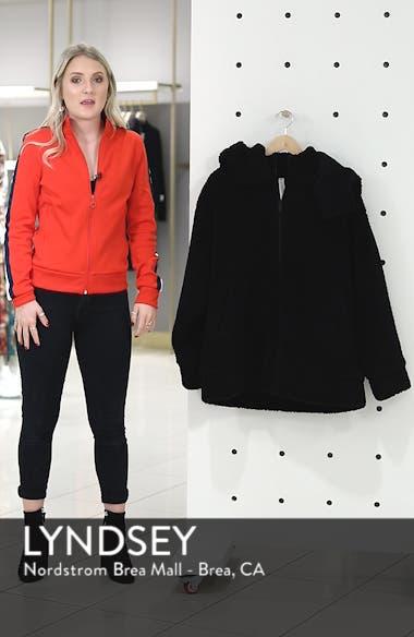 Norte Faux Fur Coat, sales video thumbnail