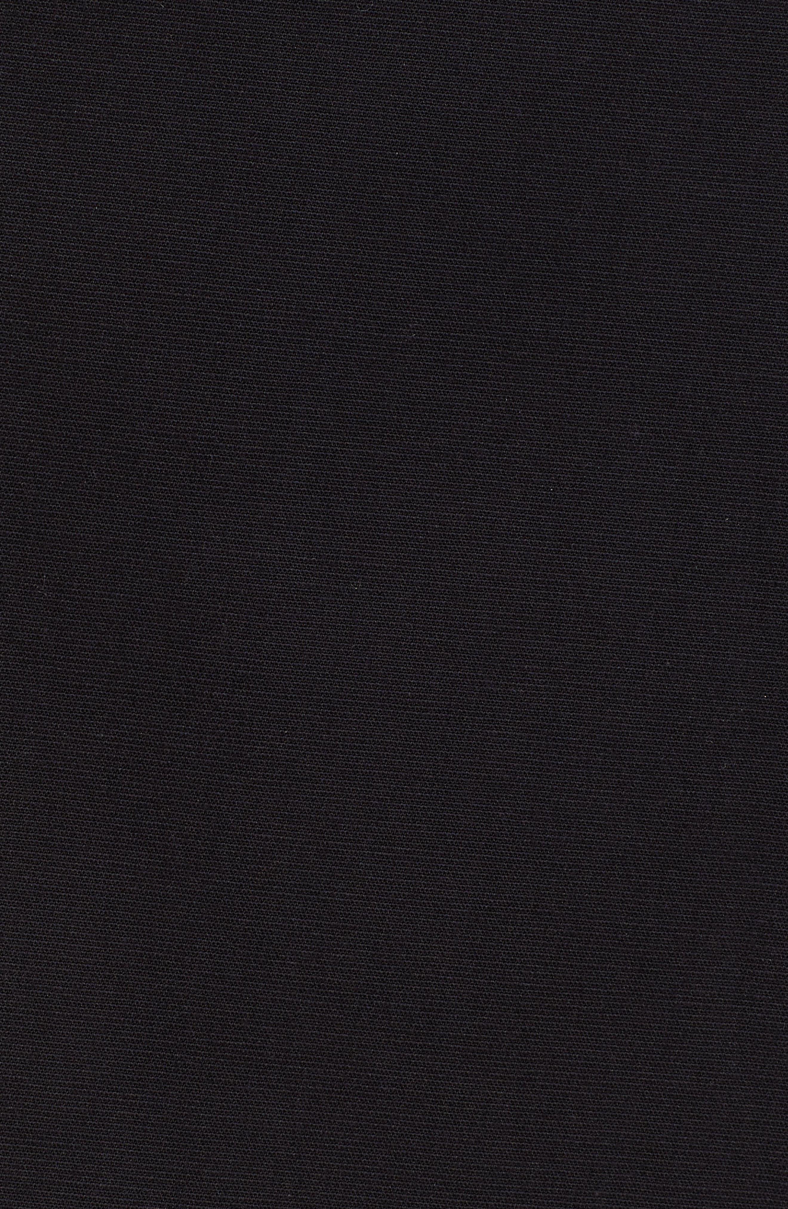 A.L.C., Aldridge Belted Midi Skirt, Alternate thumbnail 5, color, VINTAGE BLACK