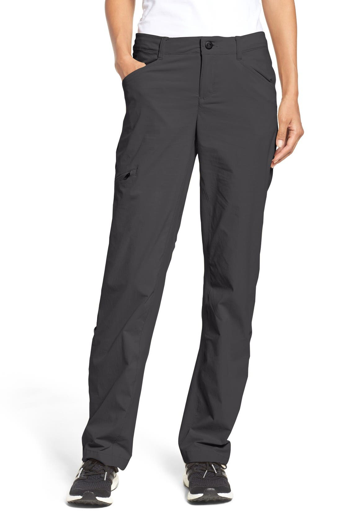 PATAGONIA Quandary Pants, Main, color, FORGE GREY