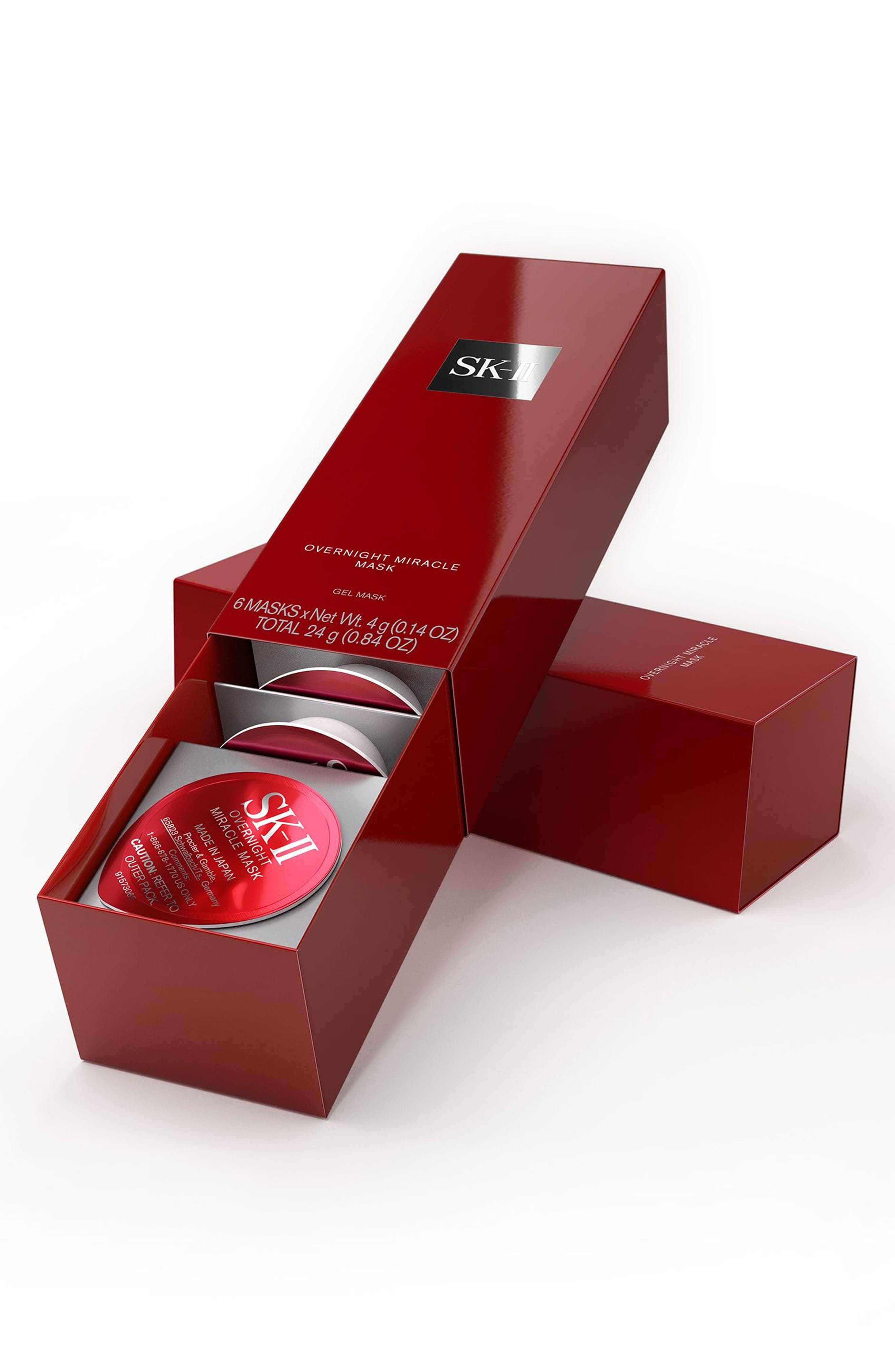 SK-II, Overnight Miracle Mask, Alternate thumbnail 5, color, NO COLOR