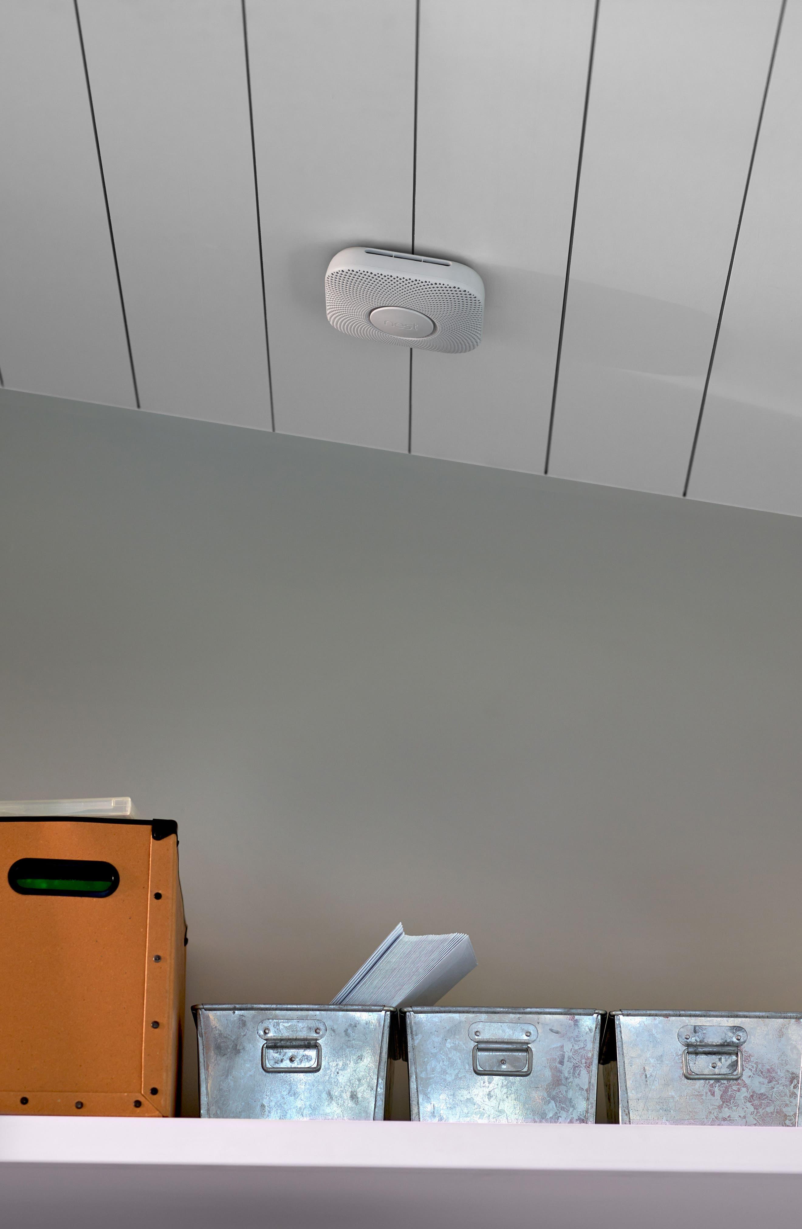 NEST, Protect Smoke & Carbon Monoxide Alarm, Alternate thumbnail 9, color, 100