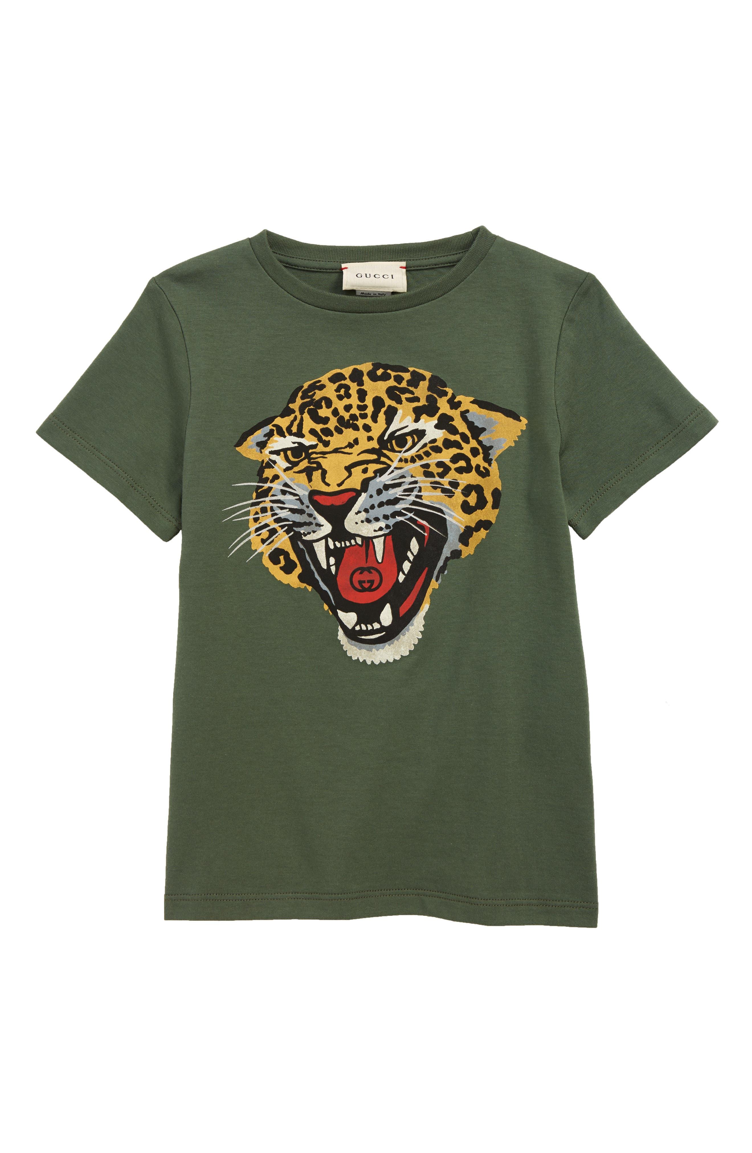 Boys Gucci Graphic TShirt