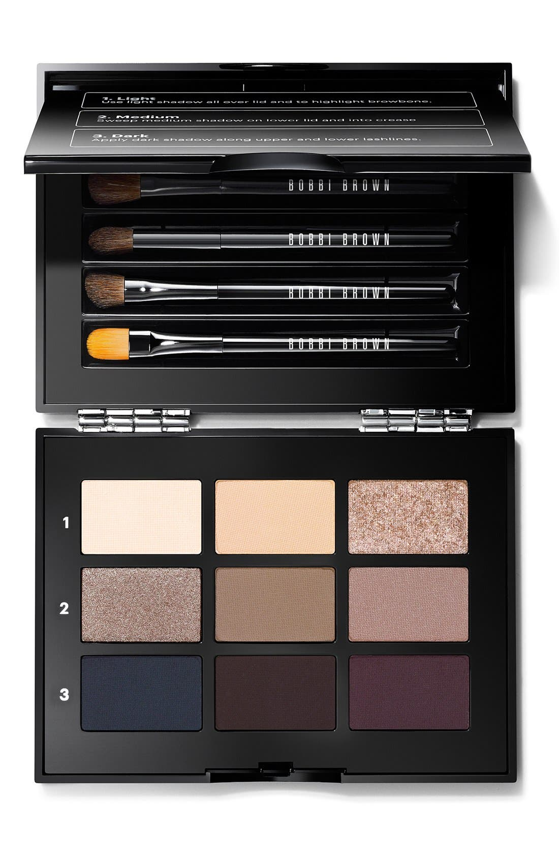 BOBBI BROWN, 'Everything Eyes' Palette, Main thumbnail 1, color, 000