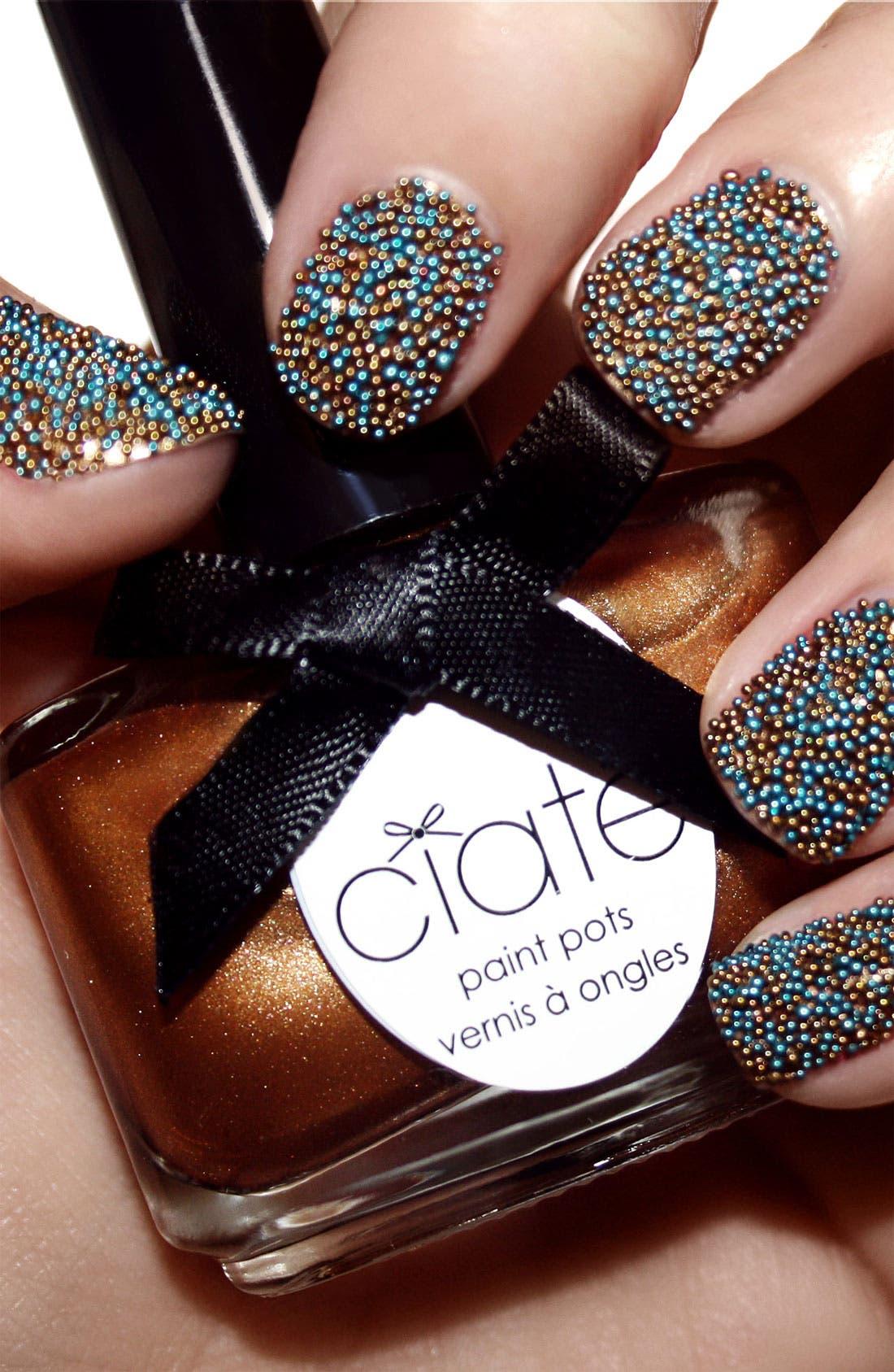CIATÉ, 'Caviar Manicure<sup>™</sup> - Head Turner' Set, Alternate thumbnail 2, color, 220