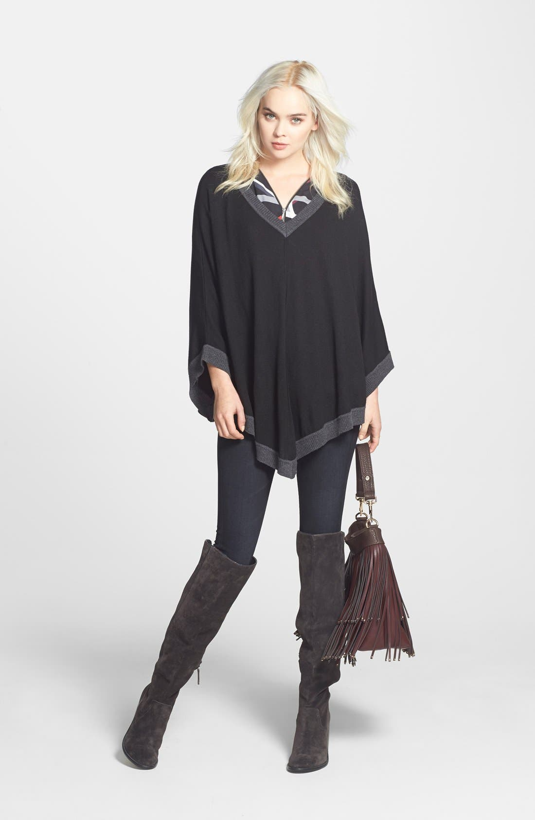 DOLCE VITA, 'Ohanna' Over the Knee Boot, Alternate thumbnail 2, color, 053