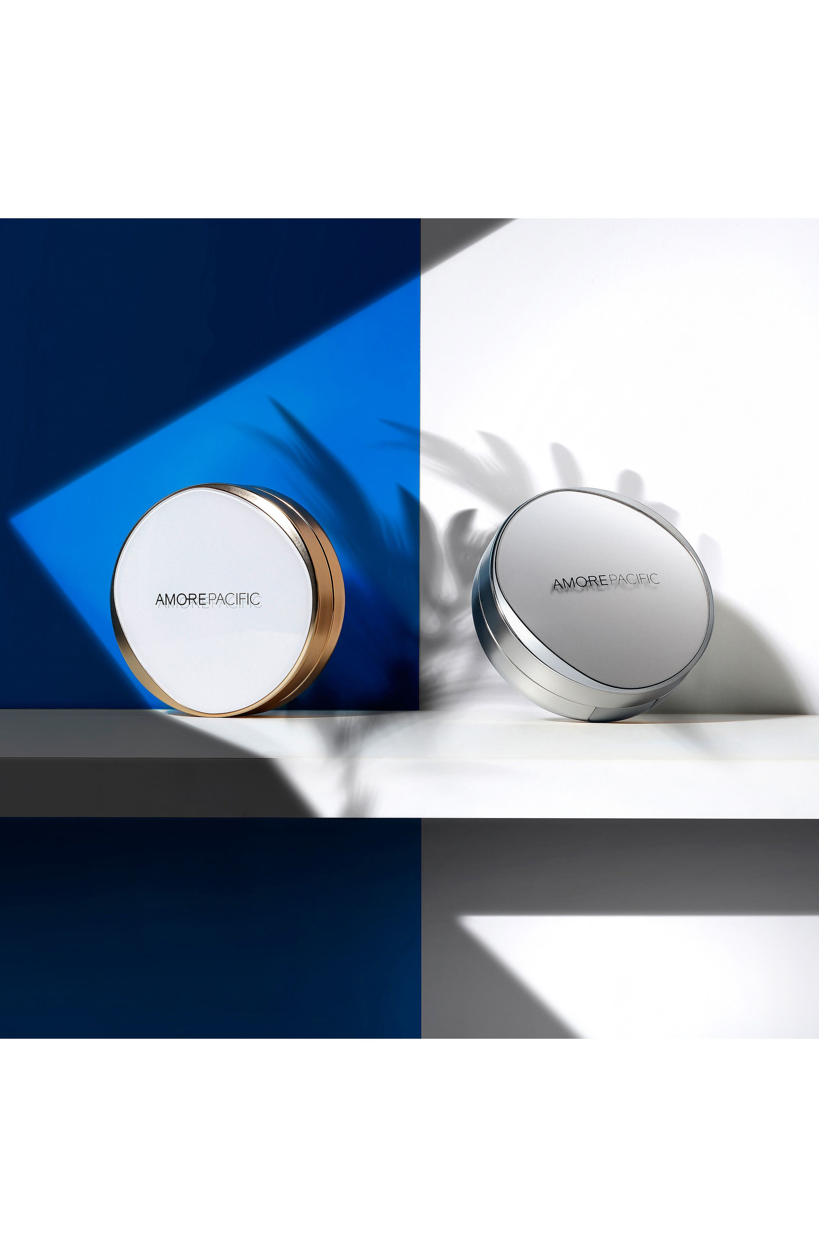 AMOREPACIFIC, 'Color Control' Cushion Compact Broad Spectrum SPF 50, Alternate thumbnail 4, color, 106 - MEDIUM PINK