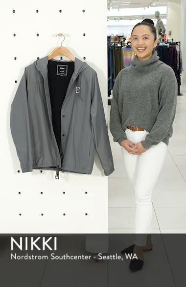 VA Hooded Coach's Jacket, sales video thumbnail