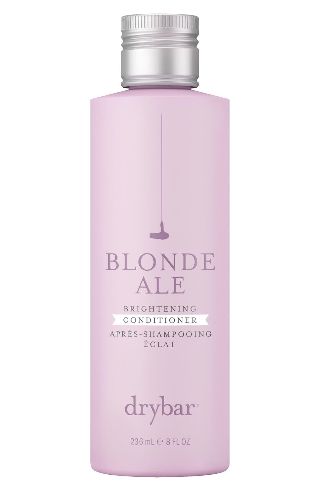 DRYBAR, Blonde Ale Brightening Conditioner, Main thumbnail 1, color, NO COLOR