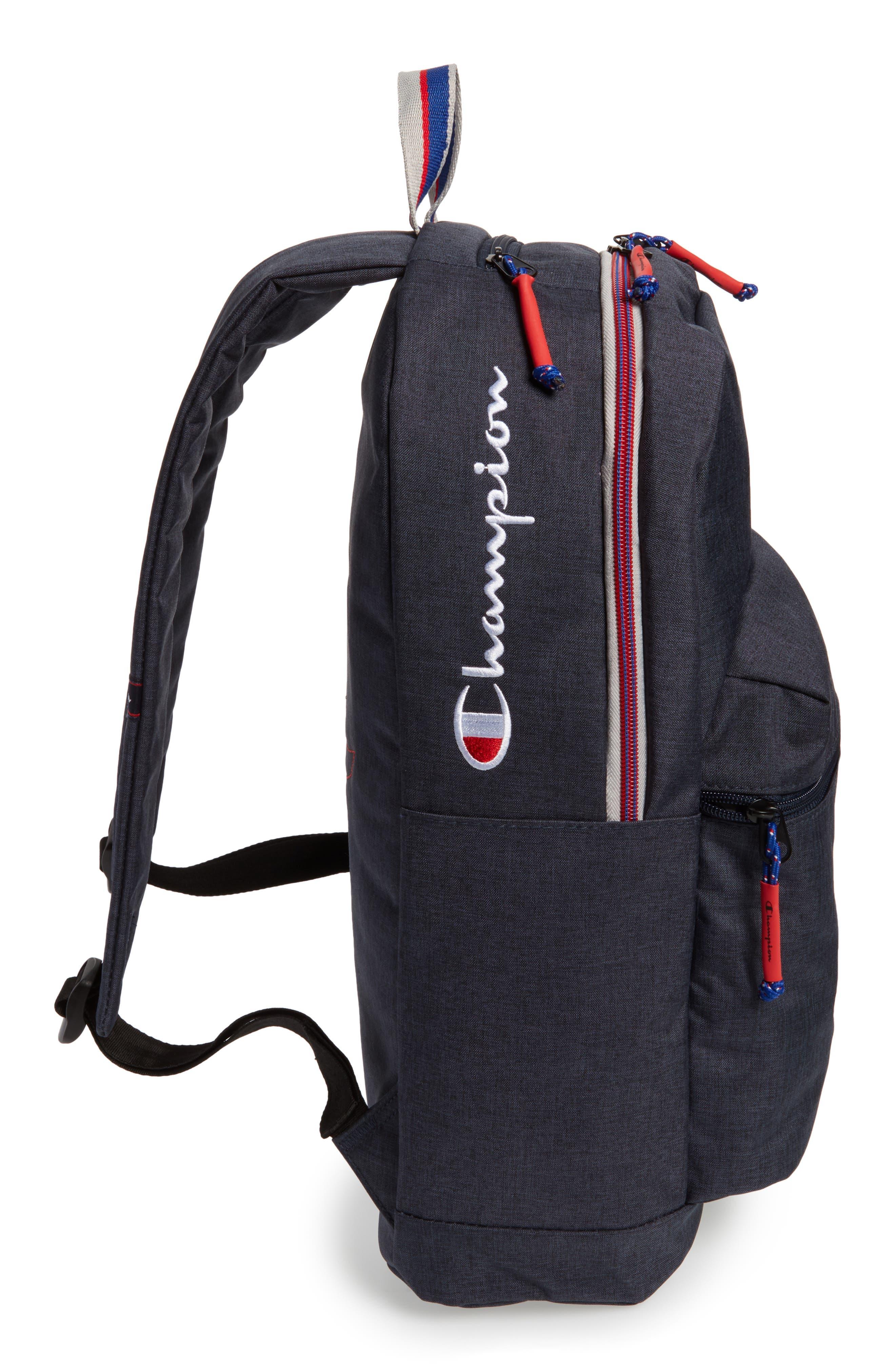 CHAMPION, Supercize Backpack, Alternate thumbnail 6, color, 410
