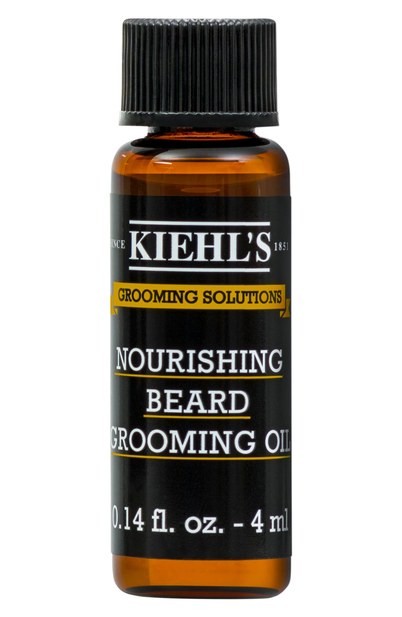 KIEHL'S SINCE 1851, Nourishing Beard Grooming Oil, Alternate thumbnail 5, color, NO COLOR