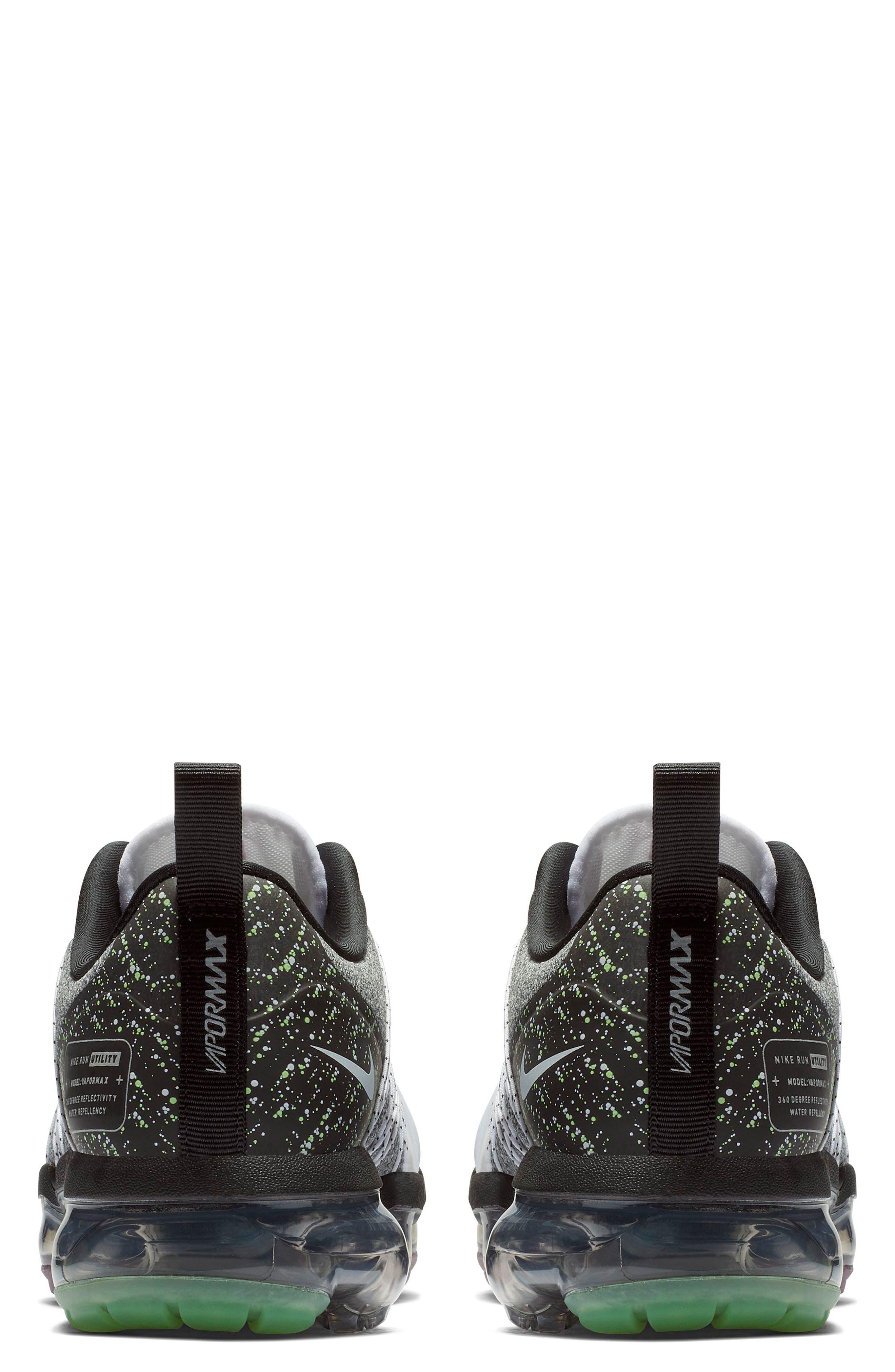NIKE, Air VaporMax Run Utility Sneaker, Alternate thumbnail 2, color, 101