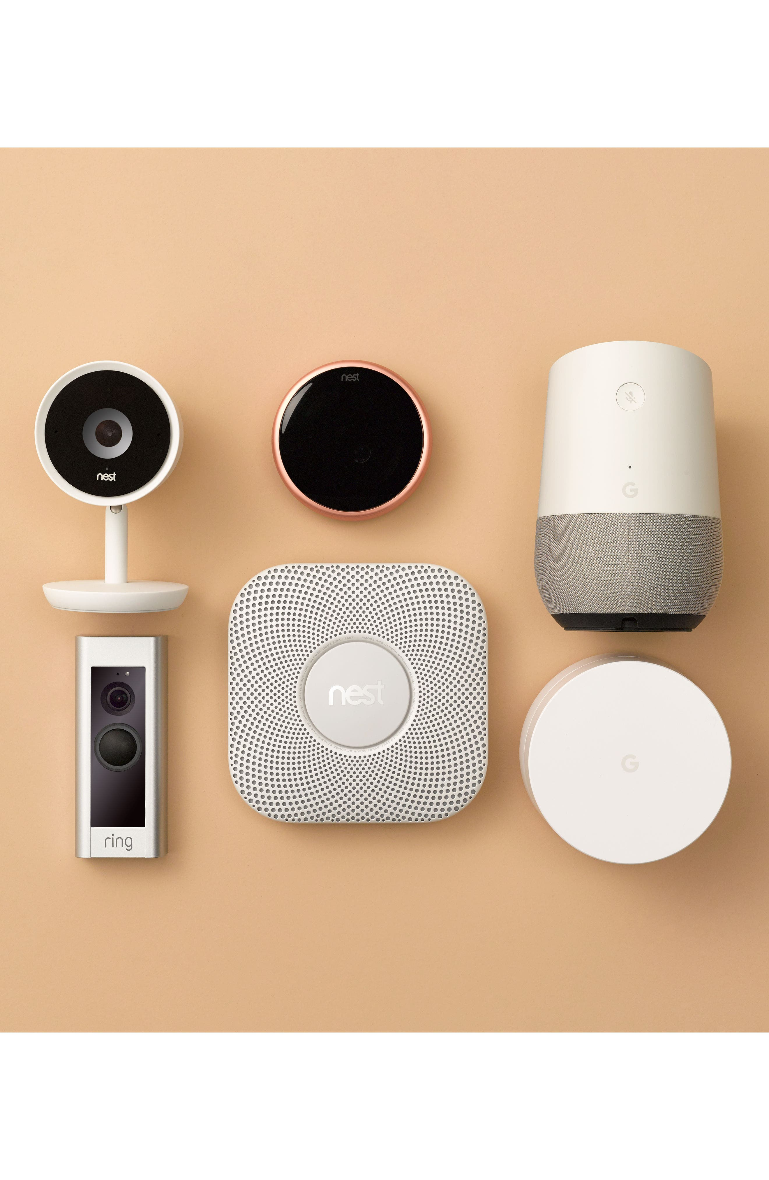 GOOGLE, Home Voice Activated Speaker, Alternate thumbnail 5, color, 100