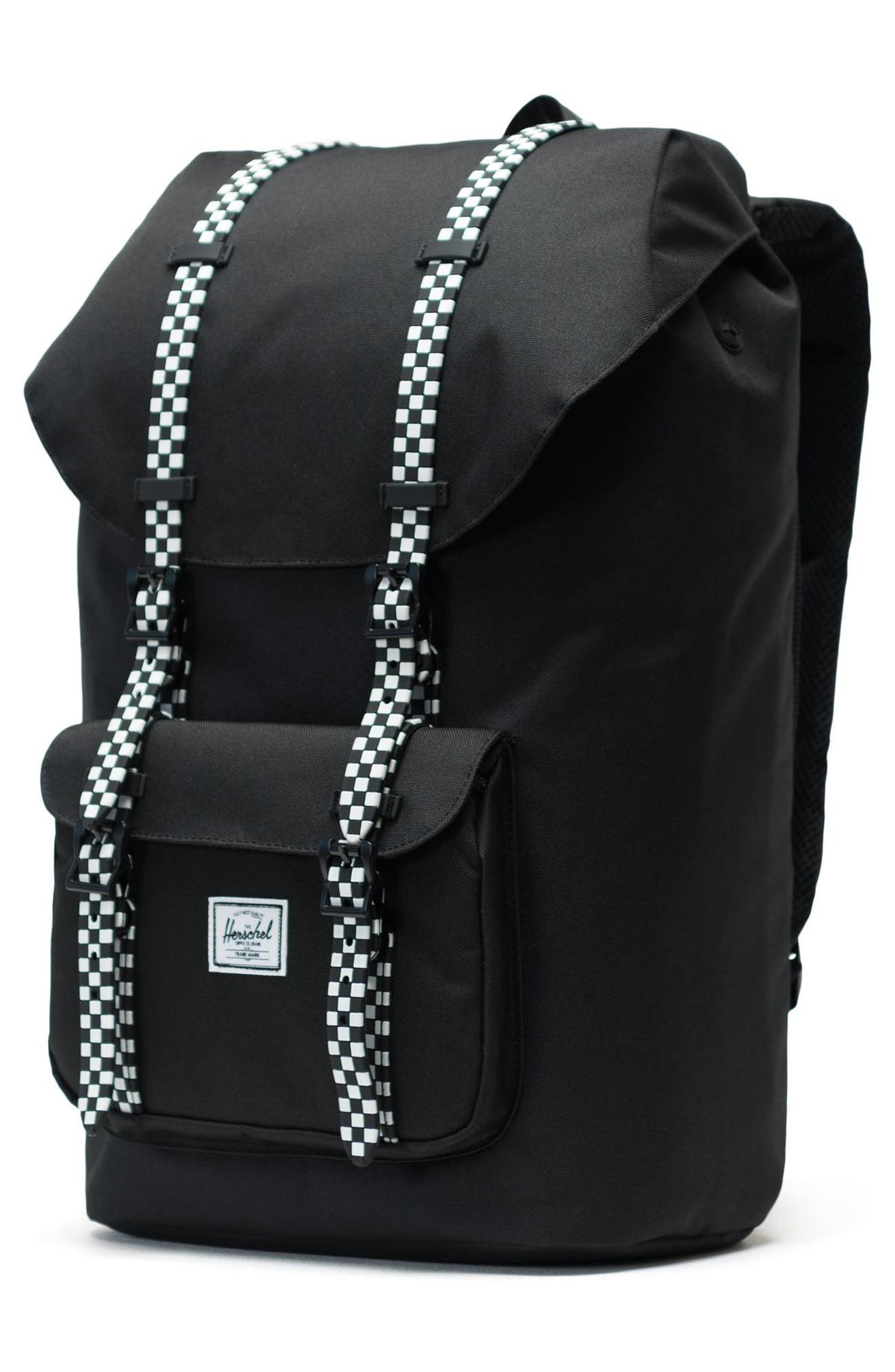HERSCHEL SUPPLY CO., Little America Backpack, Alternate thumbnail 5, color, 001