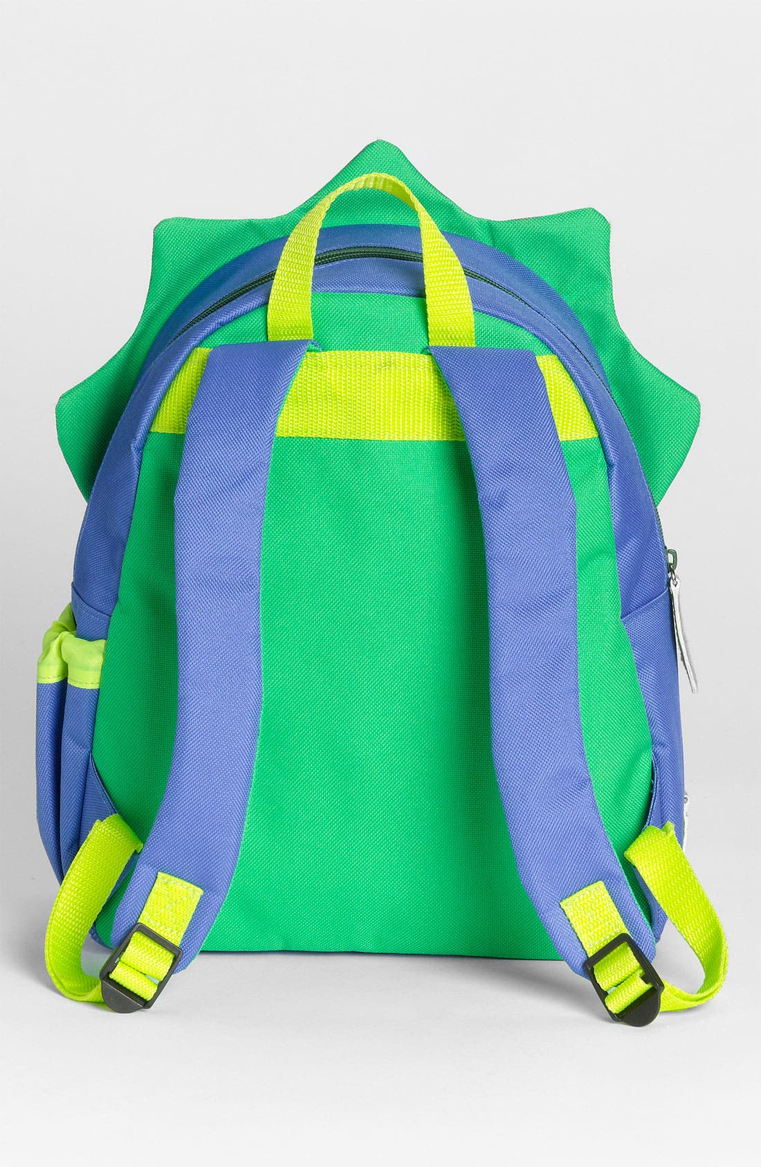 SKIP HOP, Zoo Pack Backpack, Alternate thumbnail 5, color, GREEN/ BLUE