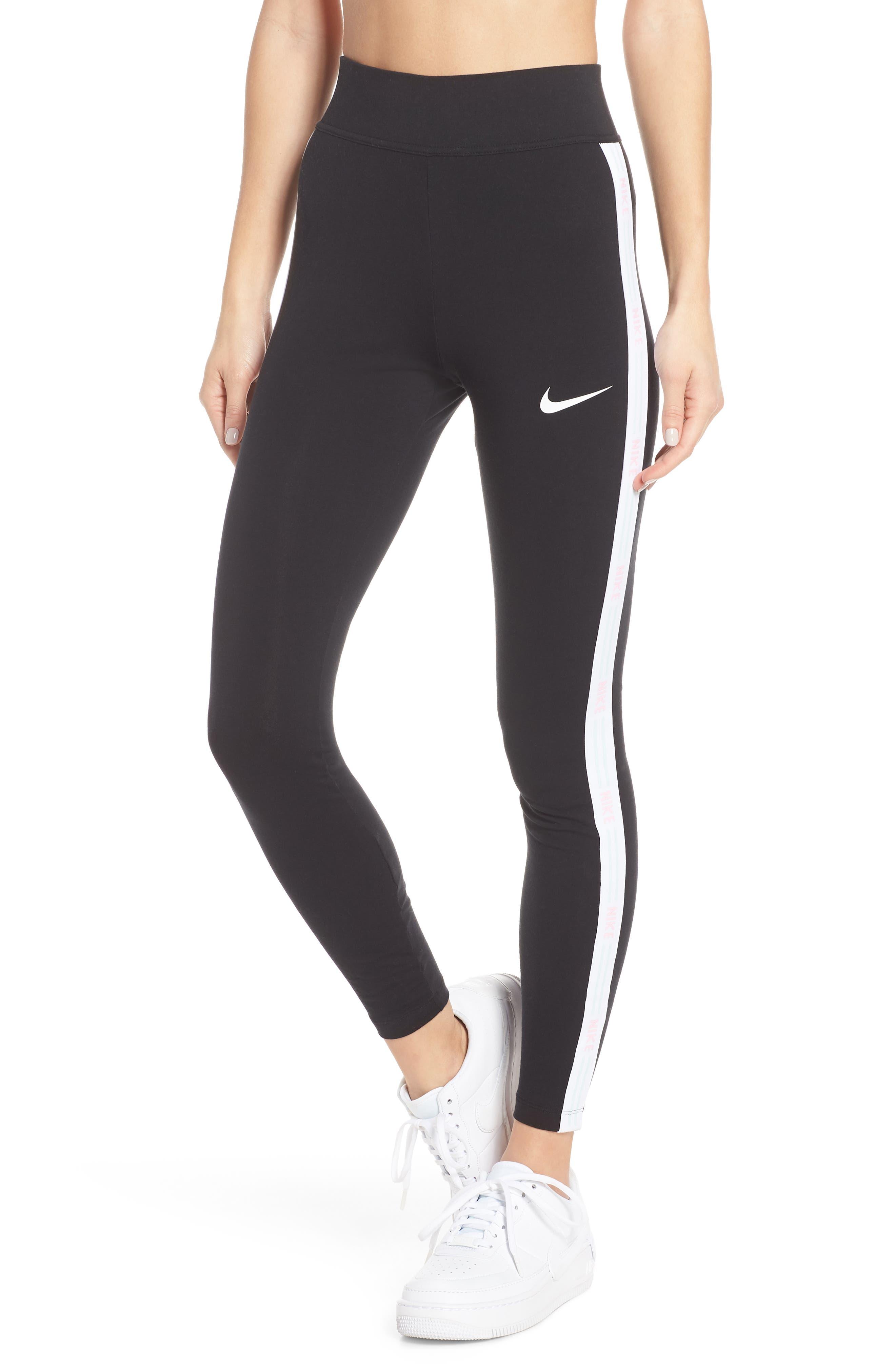 NIKE Sportswear Leggings, Main, color, 010