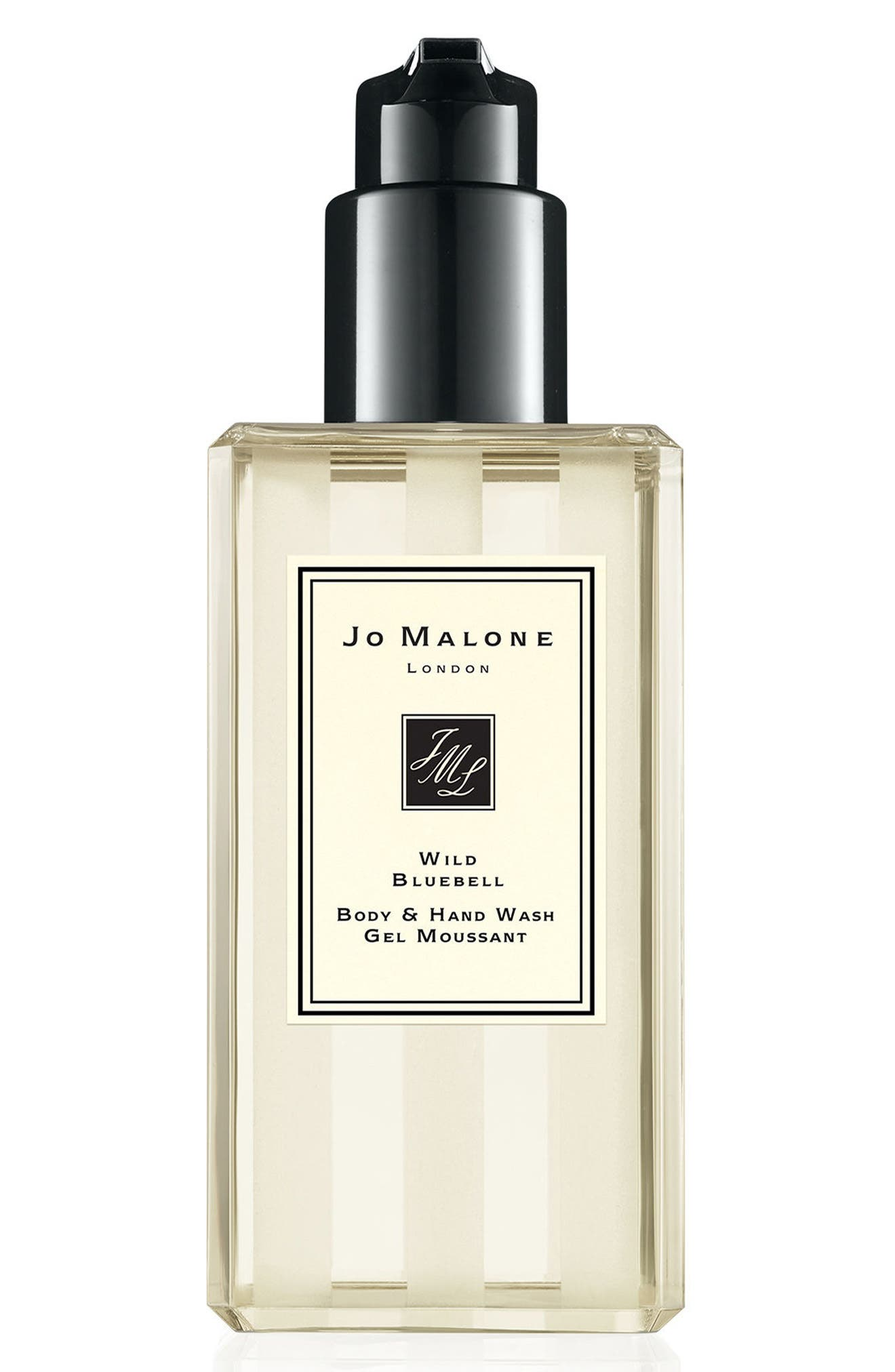 JO MALONE LONDON<SUP>™</SUP>, Jo Malone<sup>™</sup> 'Wild Bluebell' Body & Hand Wash, Main thumbnail 1, color, 000