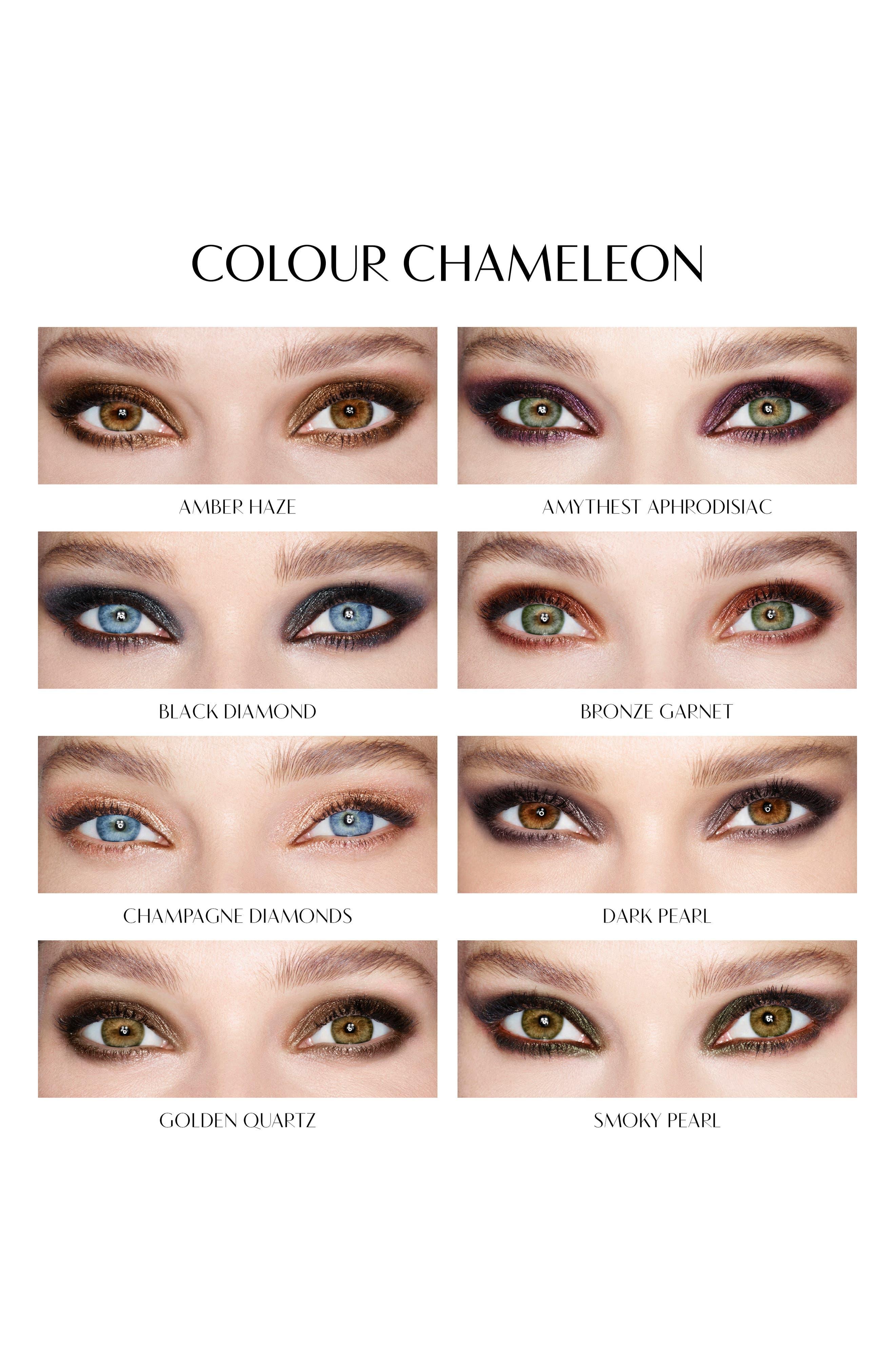 CHARLOTTE TILBURY, Color Chameleon Eyeshadow Pencil, Alternate thumbnail 2, color, BLACK DIAMONDS