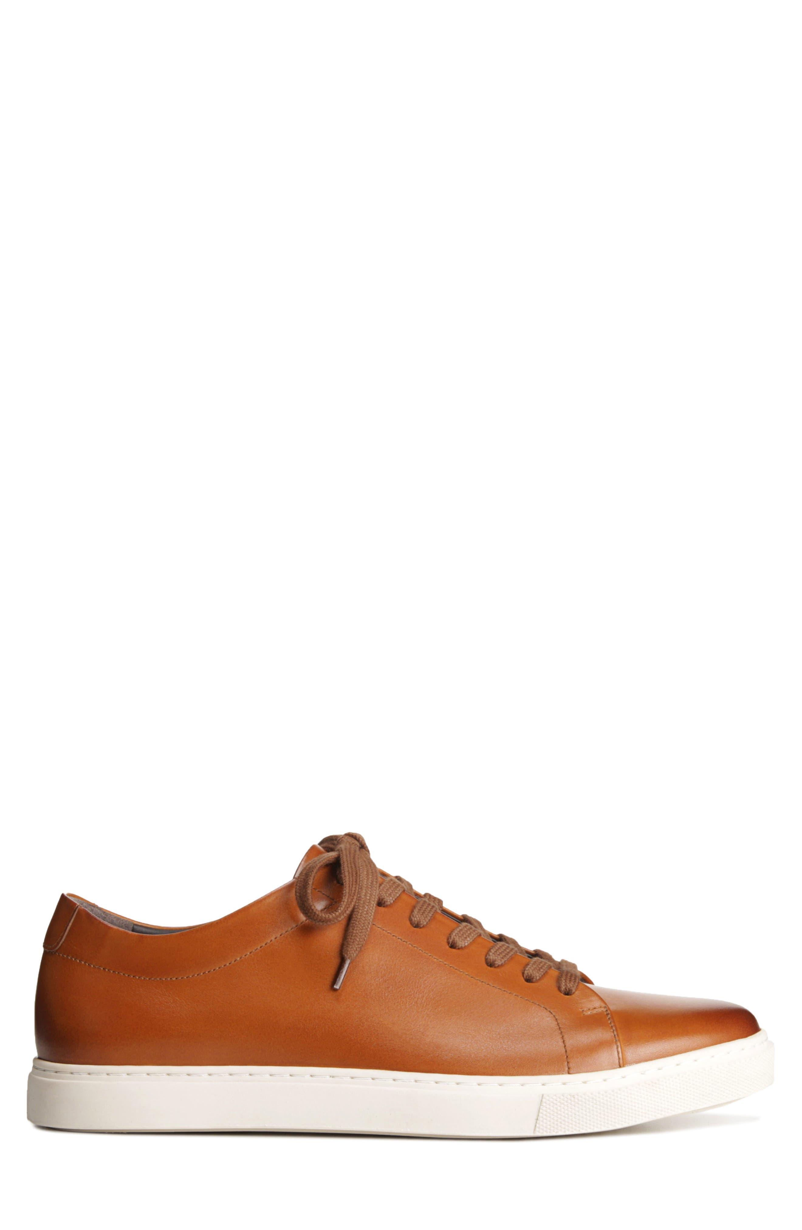 ALLEN EDMONDS, Canal Court Sneaker, Alternate thumbnail 3, color, 212