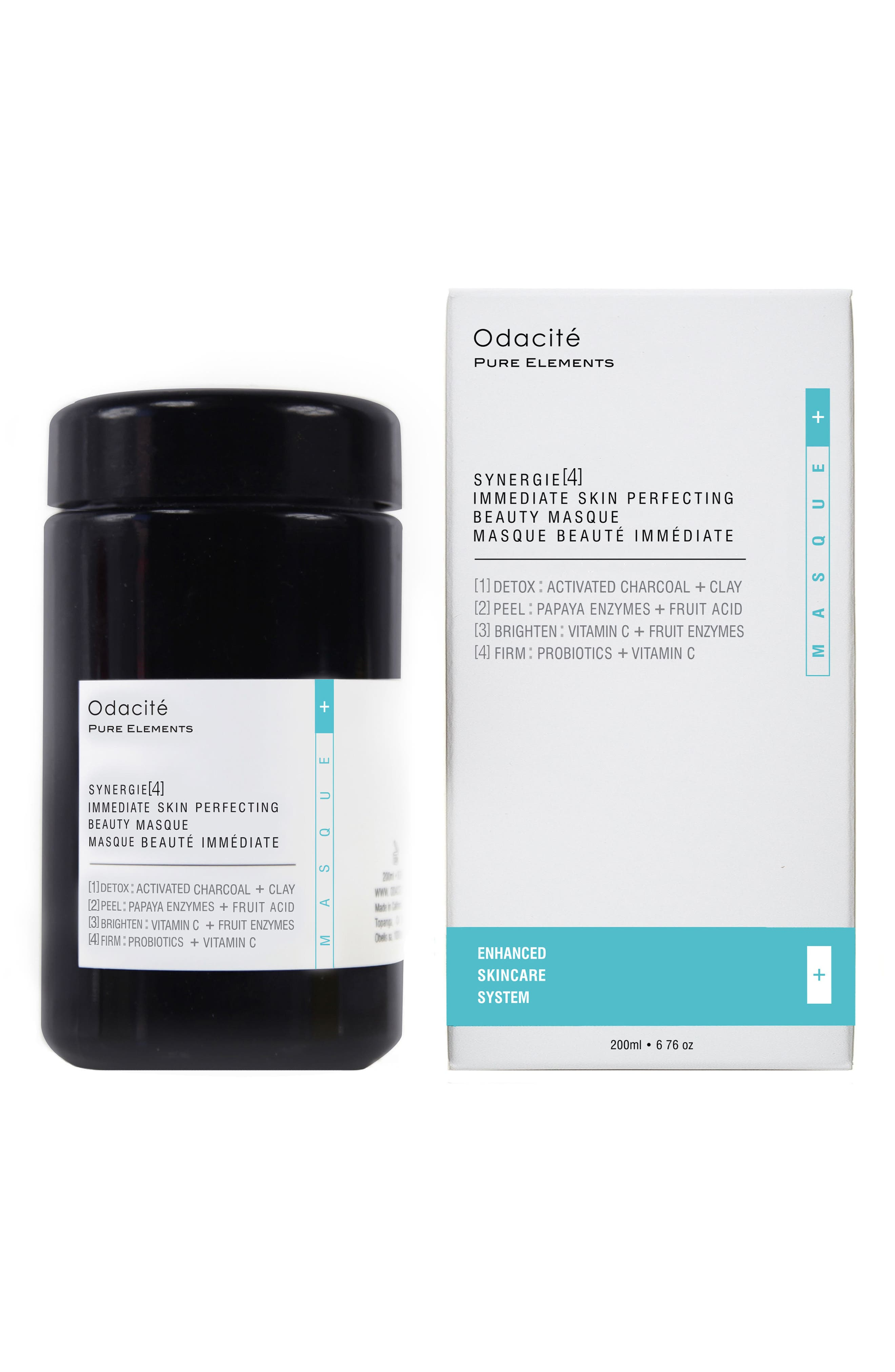 ODACITÉ, Synergie[4] Immediate Skin Perfecting Beauty Masque, Main thumbnail 1, color, NO COLOR