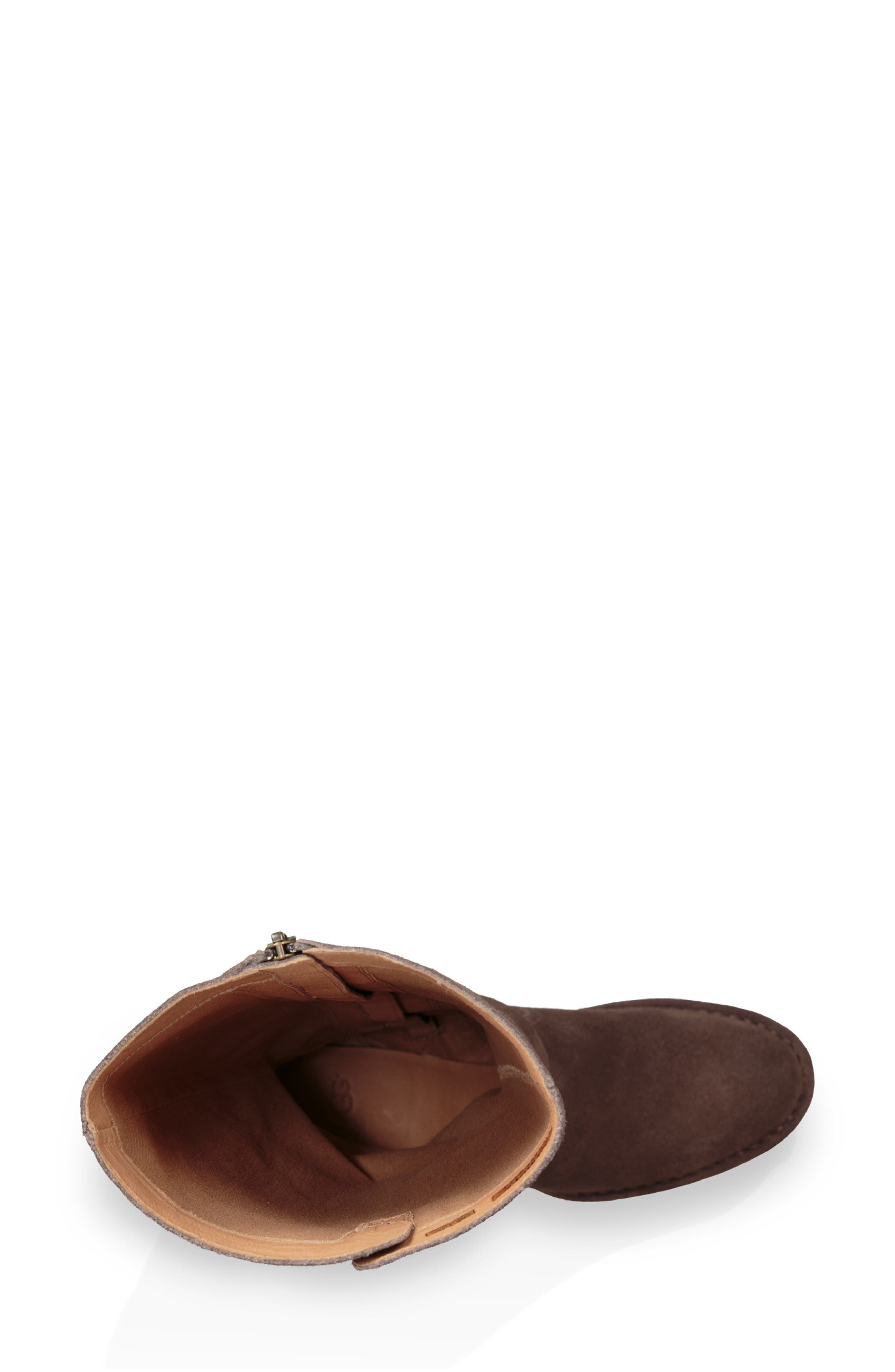 UGG<SUP>®</SUP>, Bandara Knee High Boot, Alternate thumbnail 4, color, 211