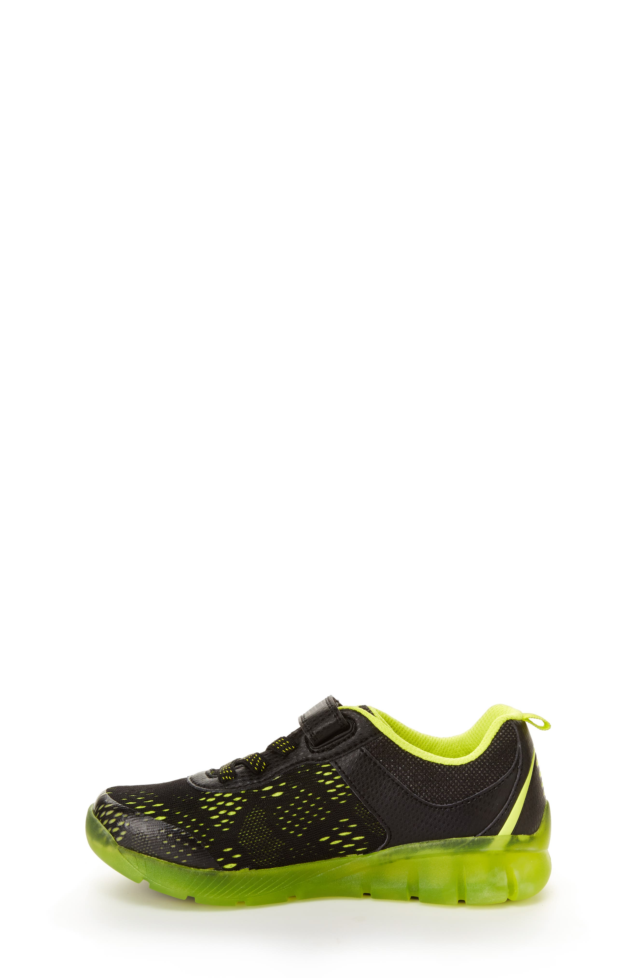 STRIDE RITE, Made2Play<sup>®</sup> Neo Light-Up Sneaker, Alternate thumbnail 11, color, 002