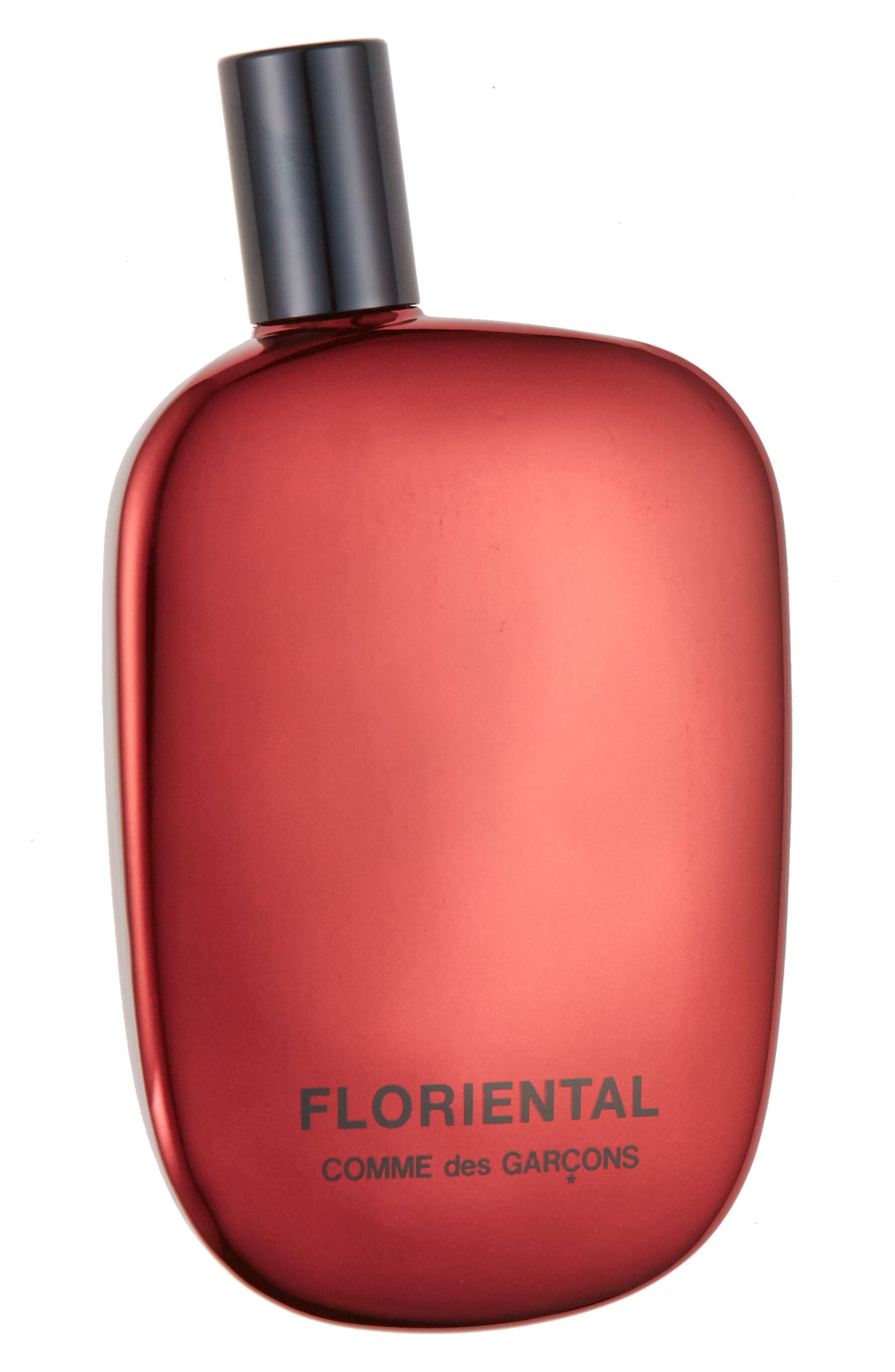 COMME DES GARÇONS, Floriental Eau de Parfum, Main thumbnail 1, color, RED