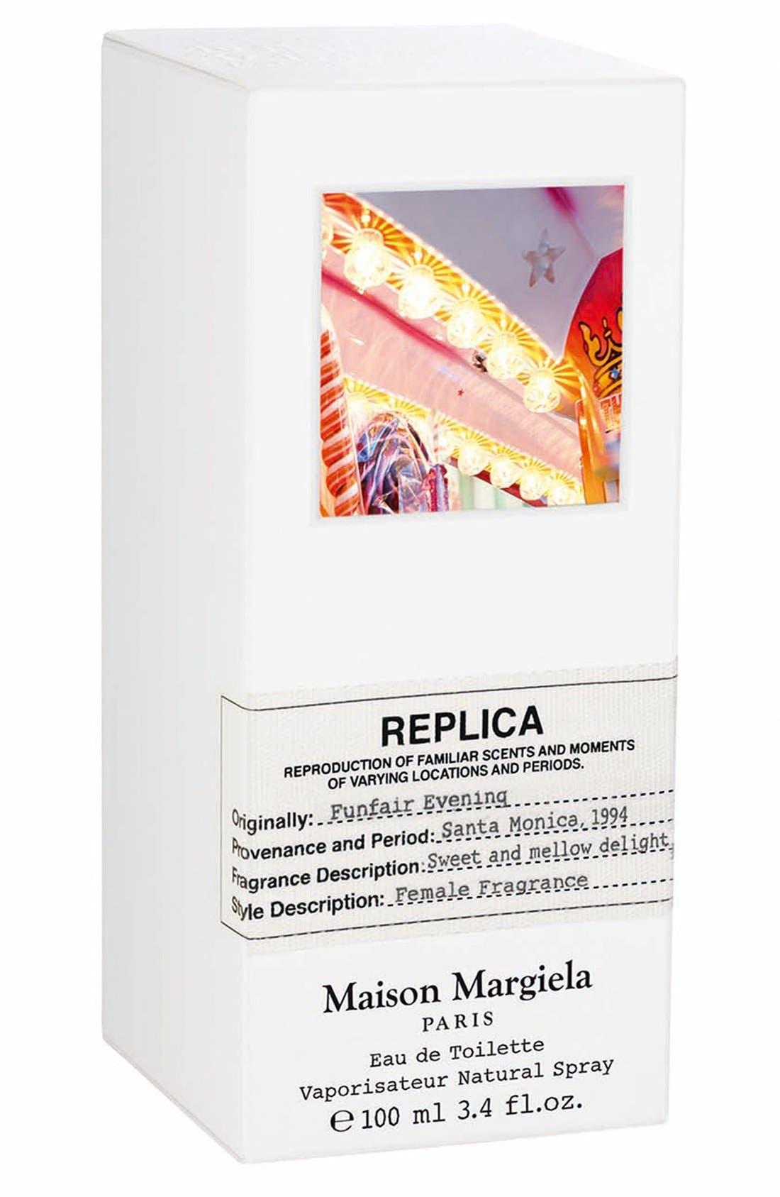 MAISON MARGIELA, Replica Funfair Evening Fragrance, Alternate thumbnail 2, color, NO COLOR