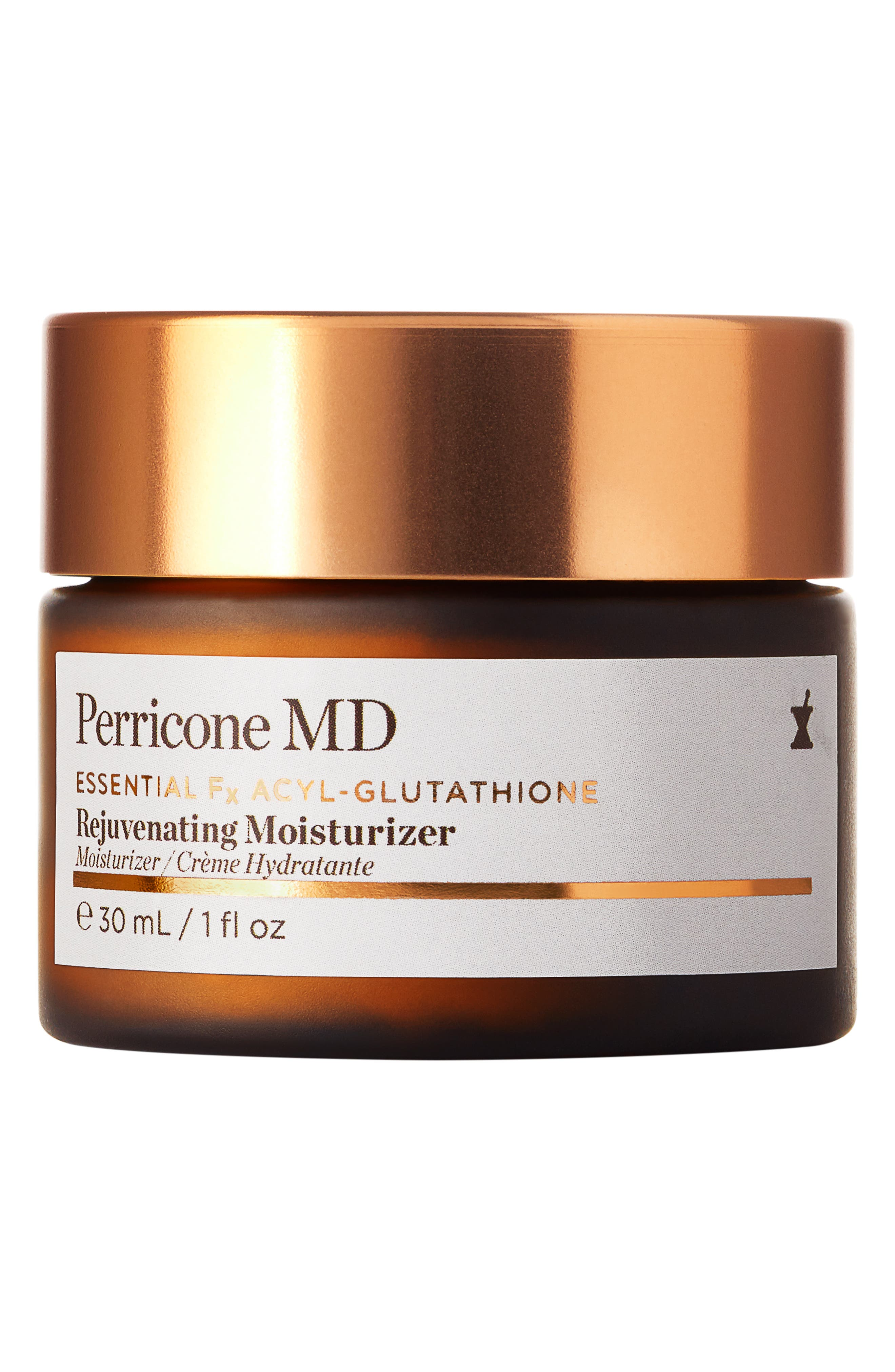 PERRICONE MD, Essential Fx Acyl-Glutathione Rejuvenating Moisturizer, Main thumbnail 1, color, NO COLOR