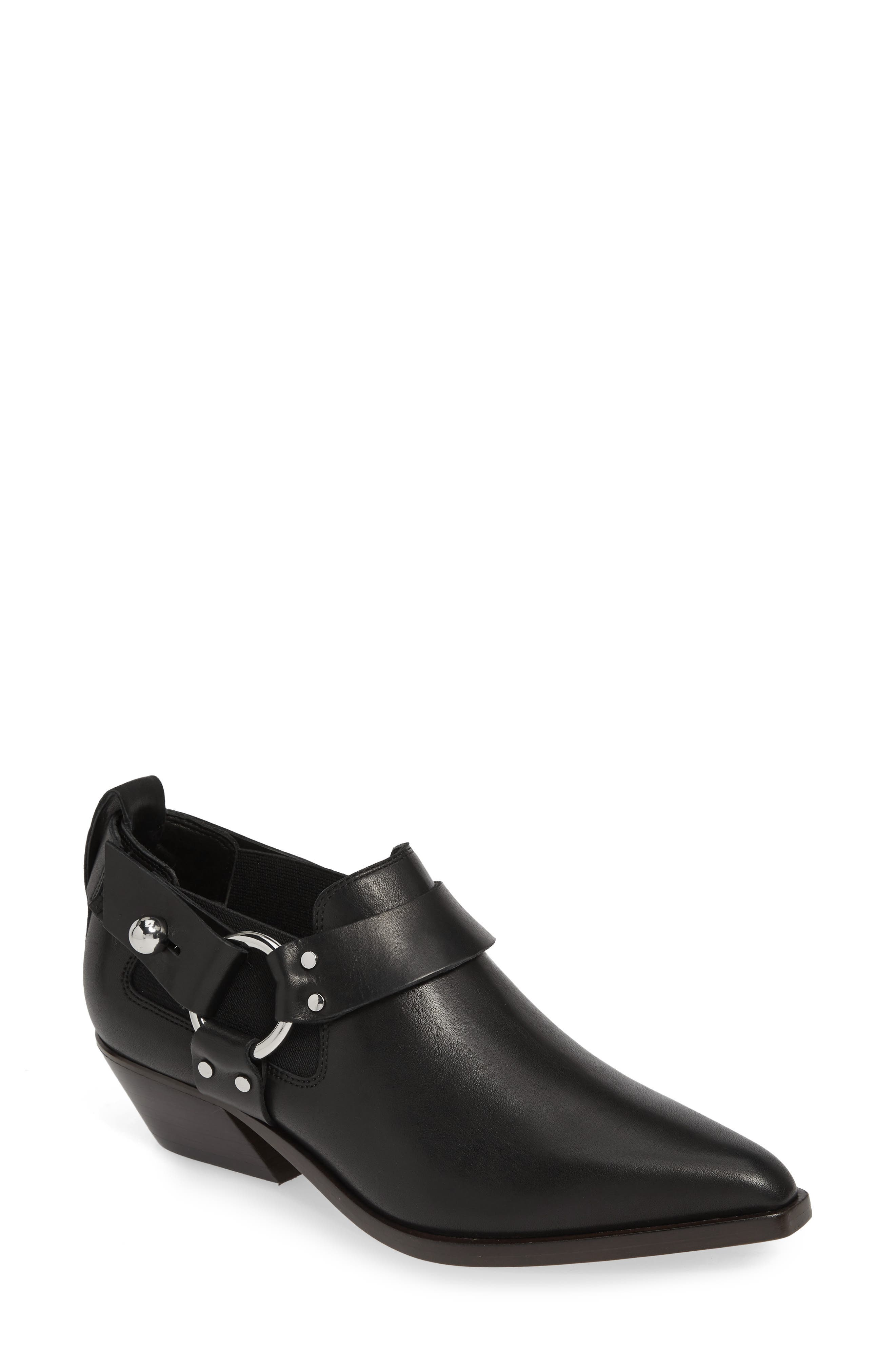 Rag & Bone Harness Bootie - Black