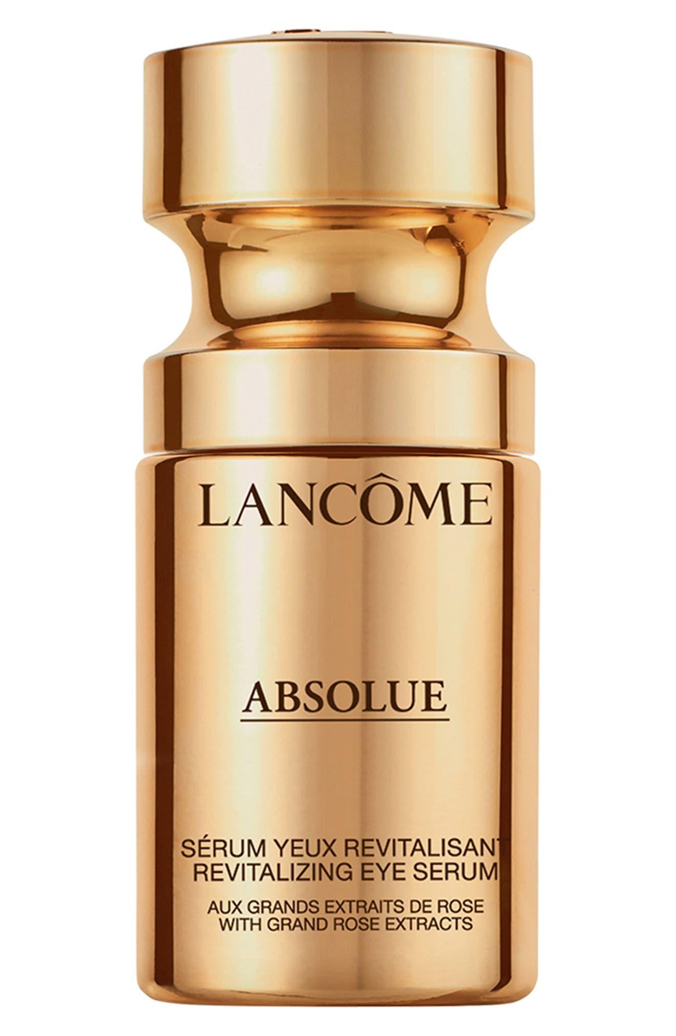 LANCÔME Absolue Revitalizing Eye Serum, Main, color, NO COLOR