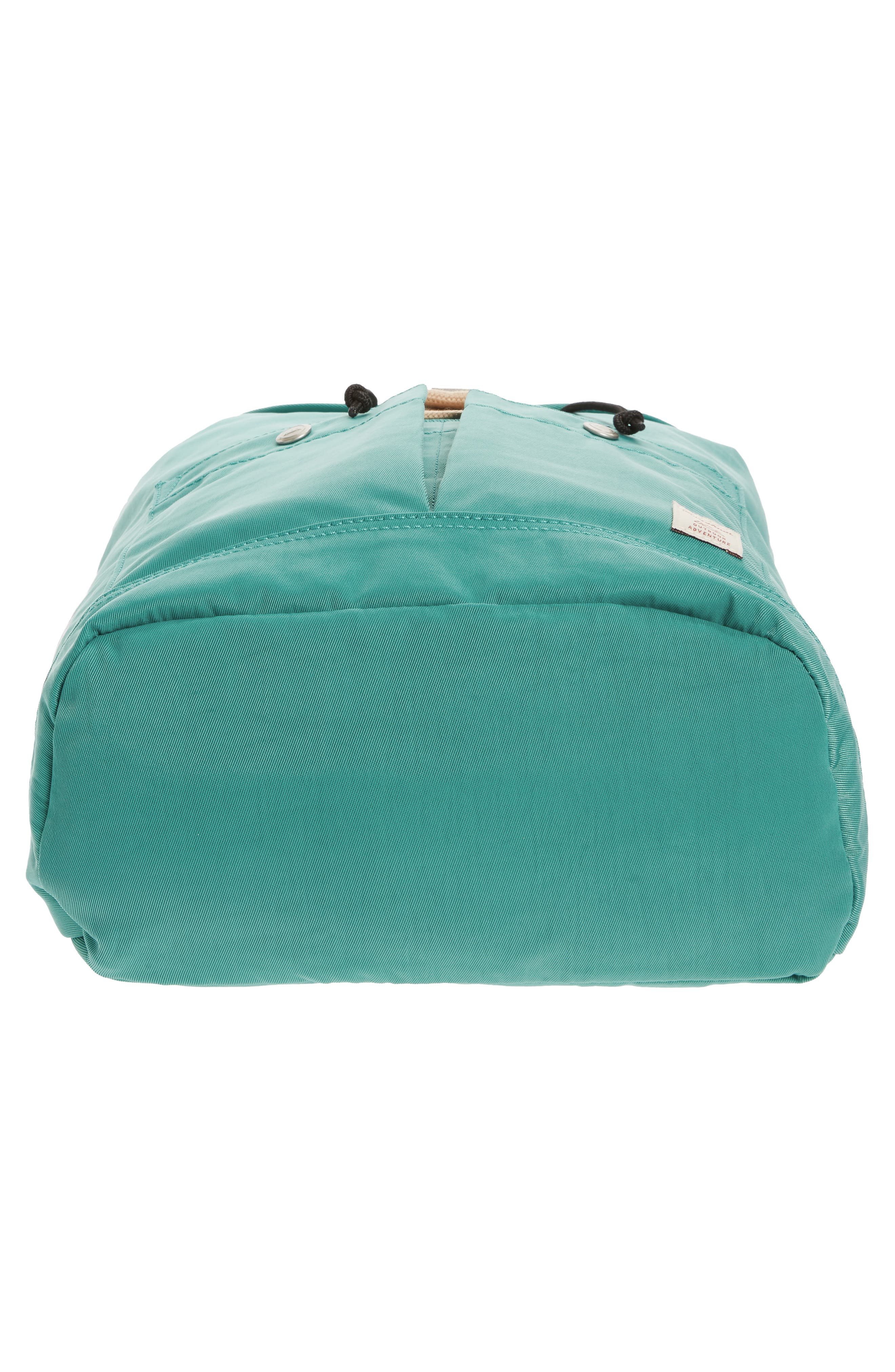 DOUGHNUT, Montana Water Repellent Backpack, Alternate thumbnail 6, color, MINT