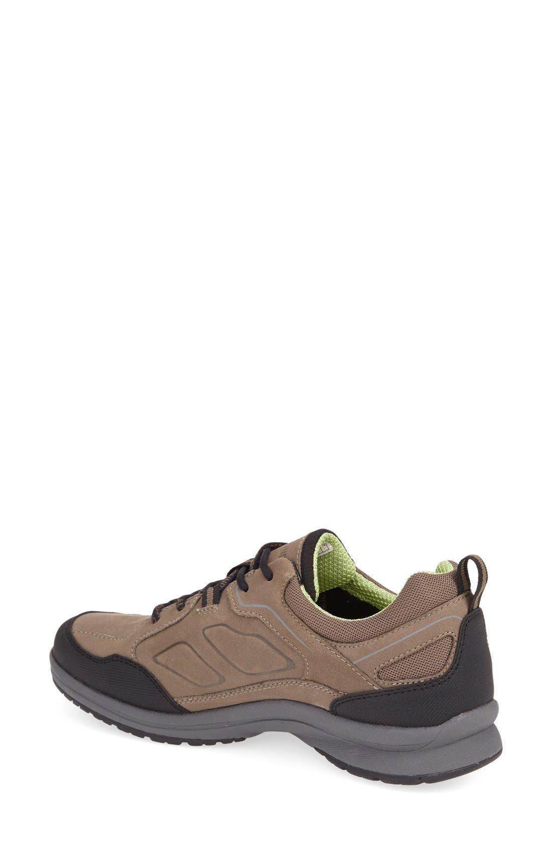 ALLROUNDER BY MEPHISTO, 'Dascha Tex' Waterproof Sneaker, Alternate thumbnail 2, color, 057