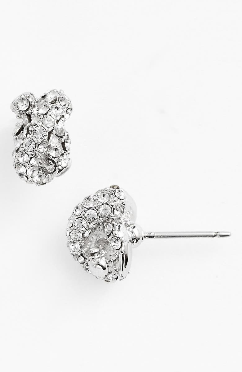 50d84ae60b71c 'sailors' knot' stud earrings