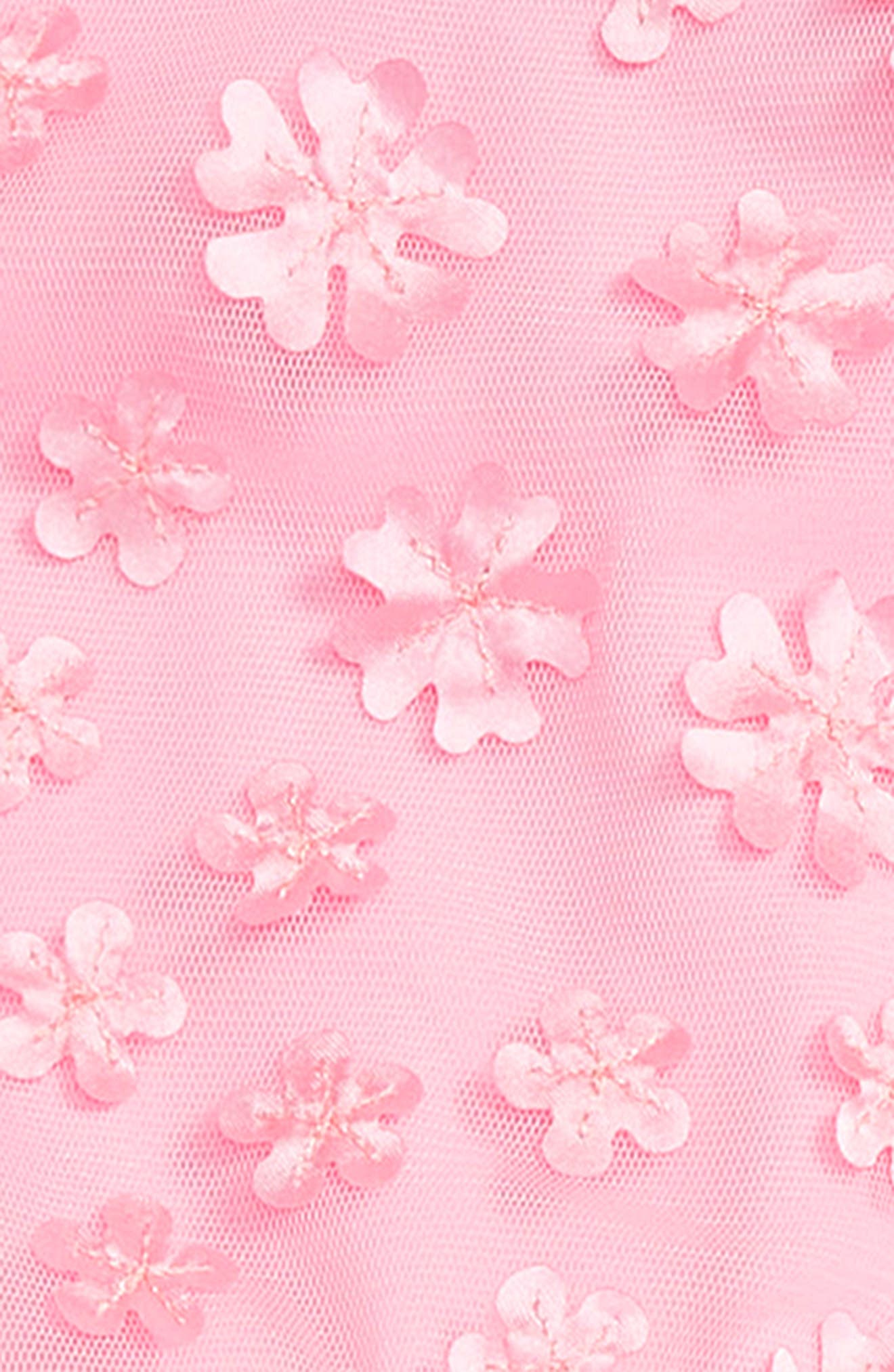 POPATU, 'Mini Flower' Pettidress, Alternate thumbnail 2, color, PINK