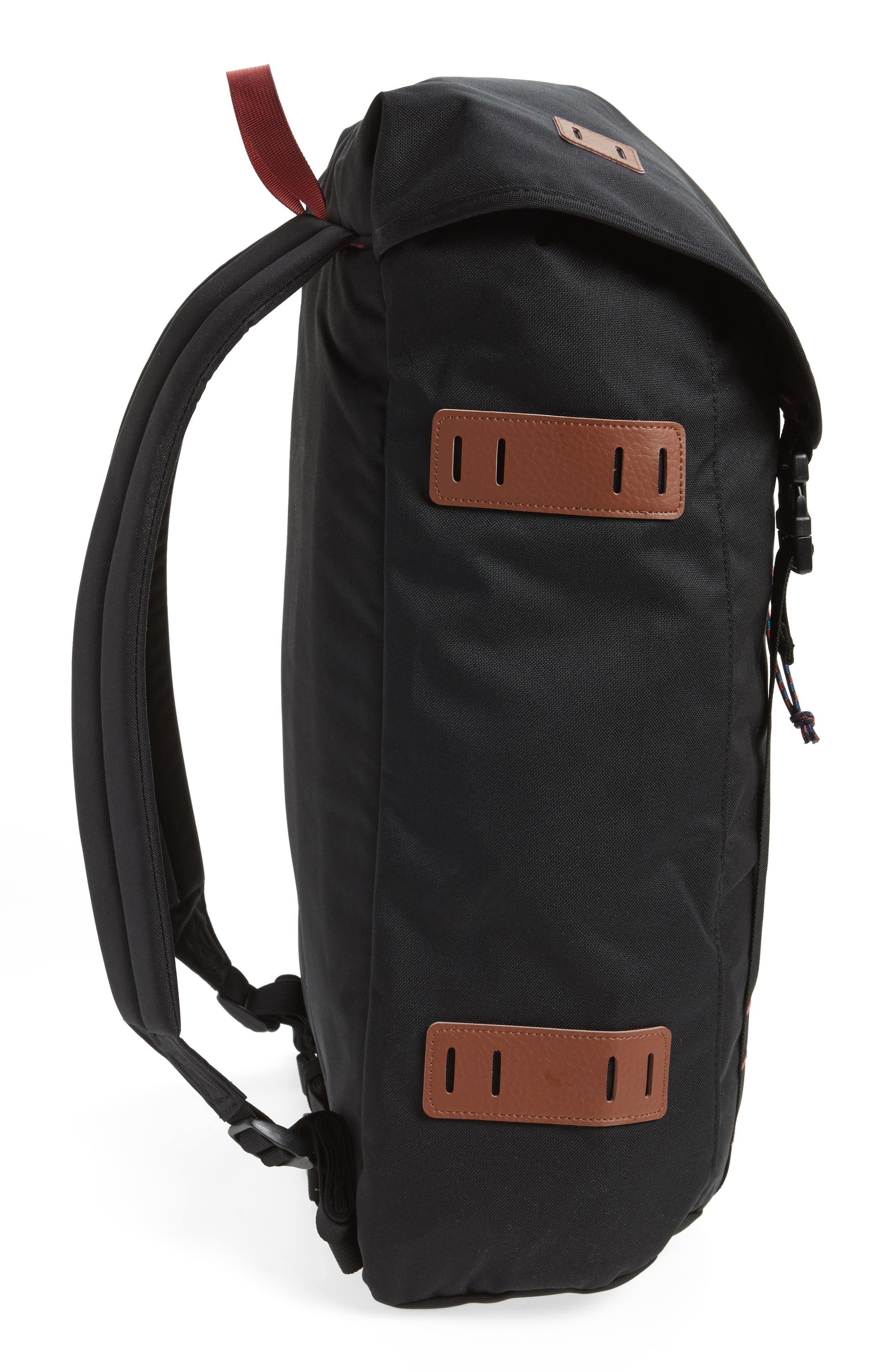 PATAGONIA, Arbor 26-Liter Backpack, Alternate thumbnail 5, color, 001