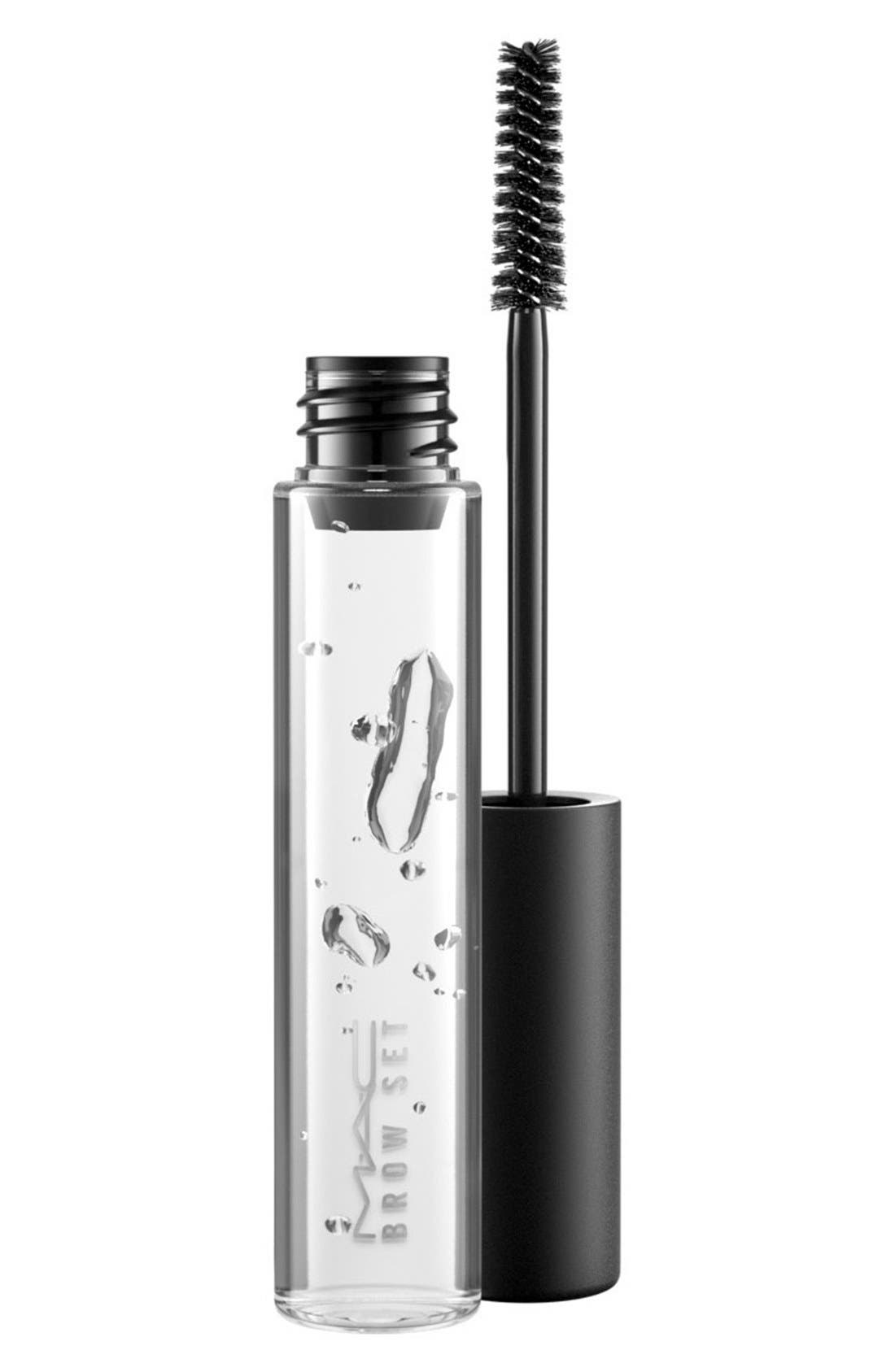 MAC COSMETICS, MAC Brow Set, Main thumbnail 1, color, CLEAR