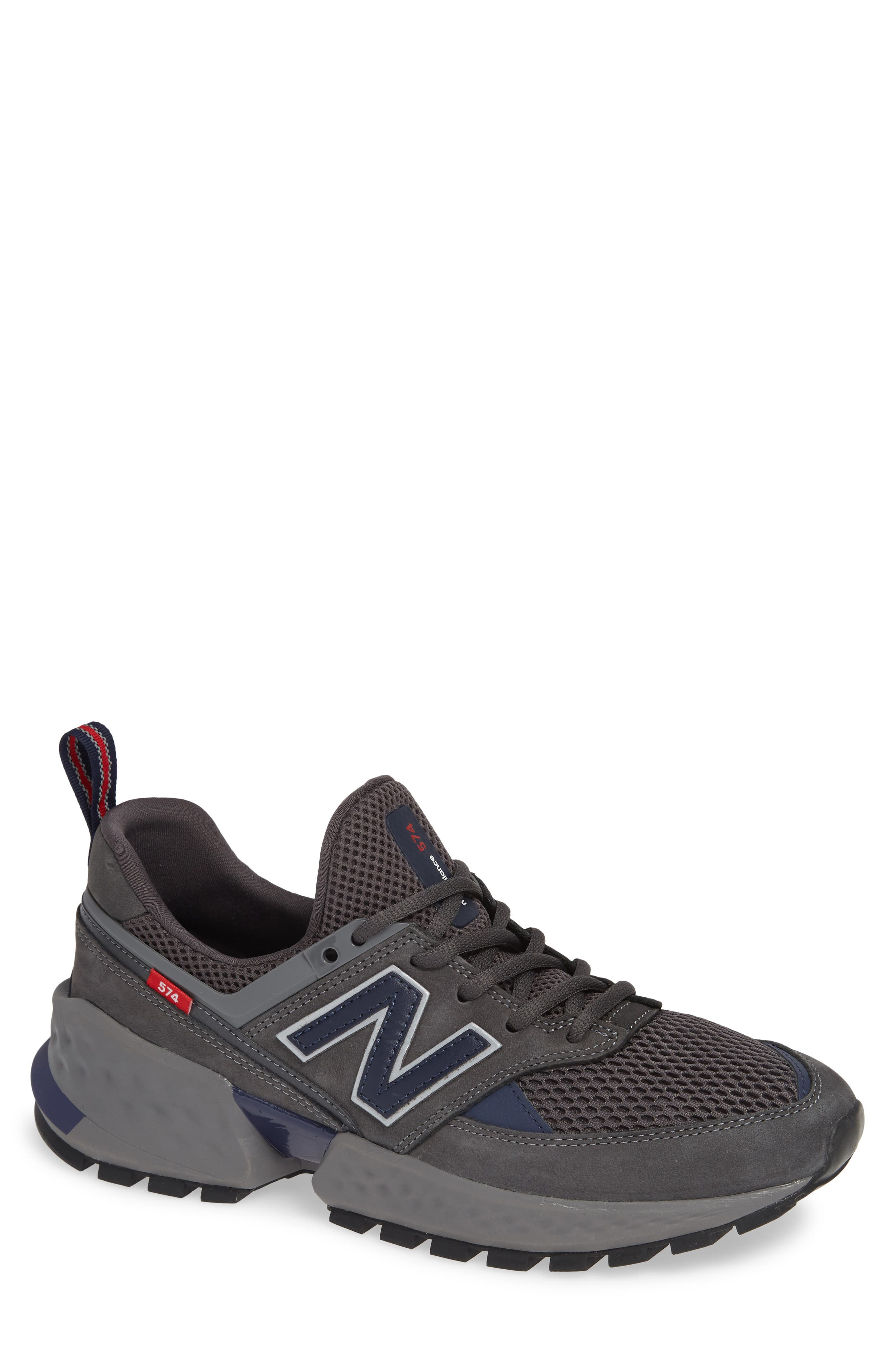 NEW BALANCE, 574 Sport Sneaker, Main thumbnail 1, color, MAGNET