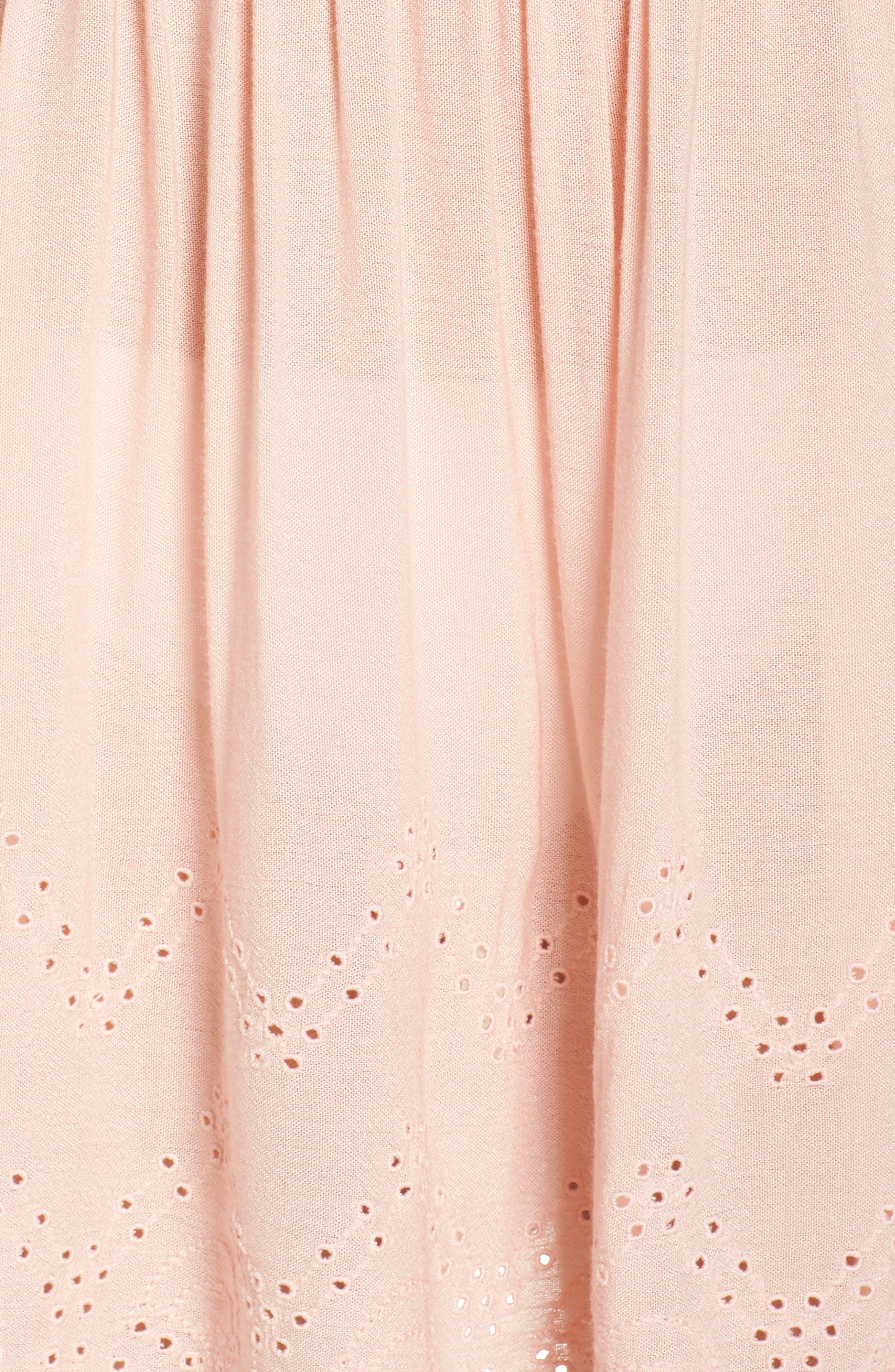 CHELSEA28, Goddess Cover-Up Dress, Alternate thumbnail 5, color, 680