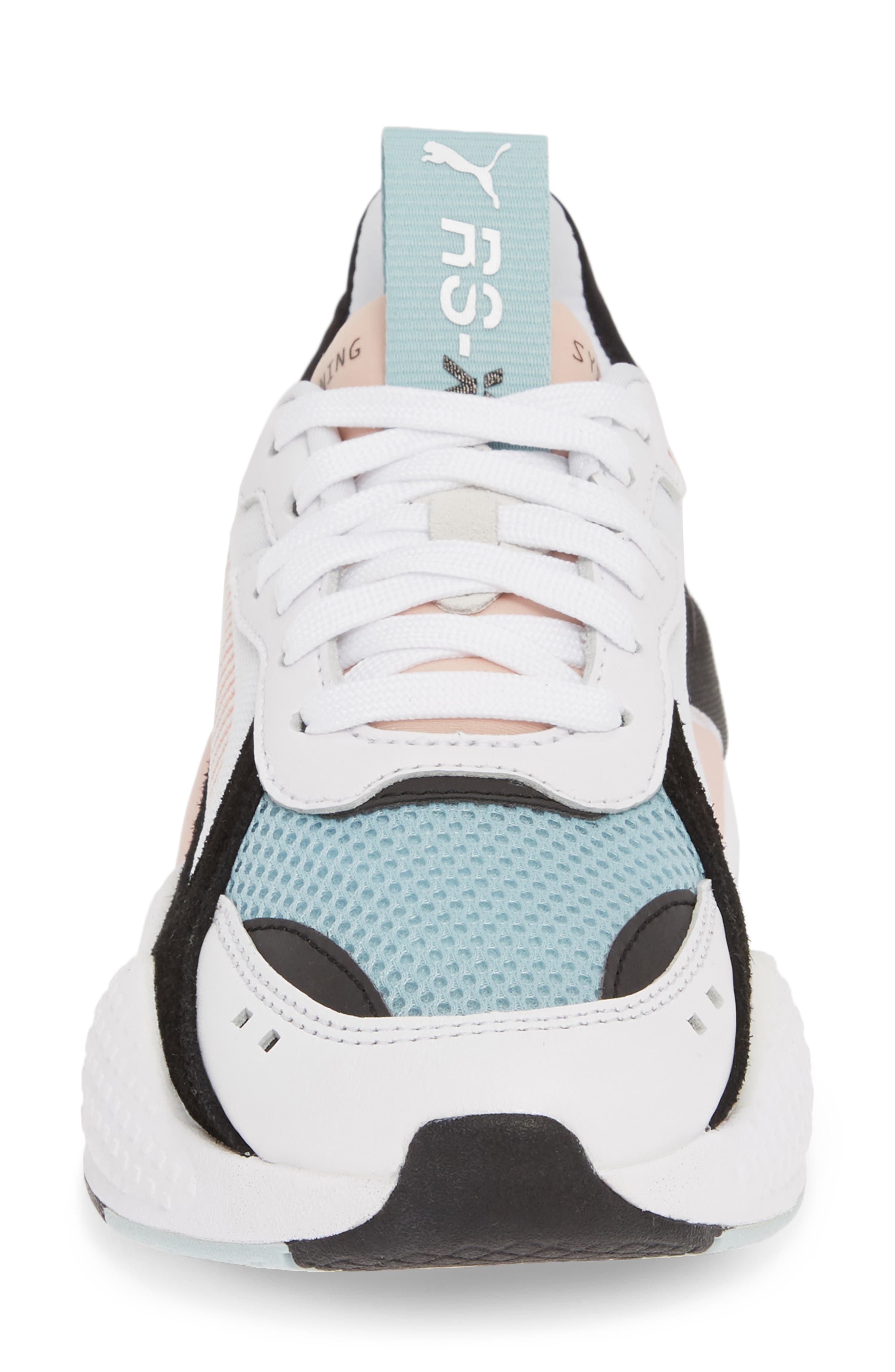 PUMA, RS-X Reinvention Sneaker, Alternate thumbnail 4, color, 100