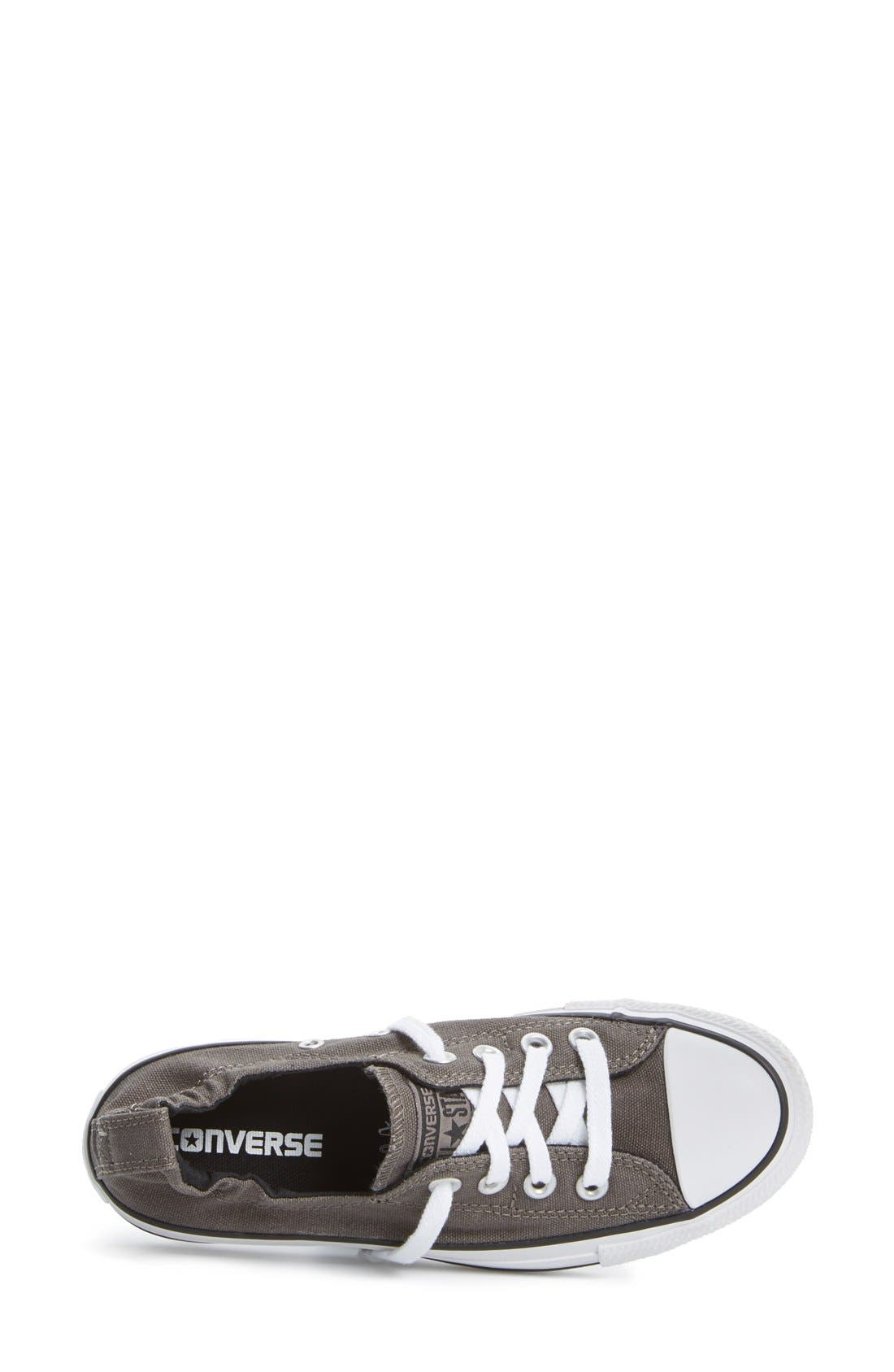 CONVERSE, Chuck Taylor<sup>®</sup> All Star<sup>®</sup> Shoreline Low Top Sneaker, Alternate thumbnail 3, color, 050
