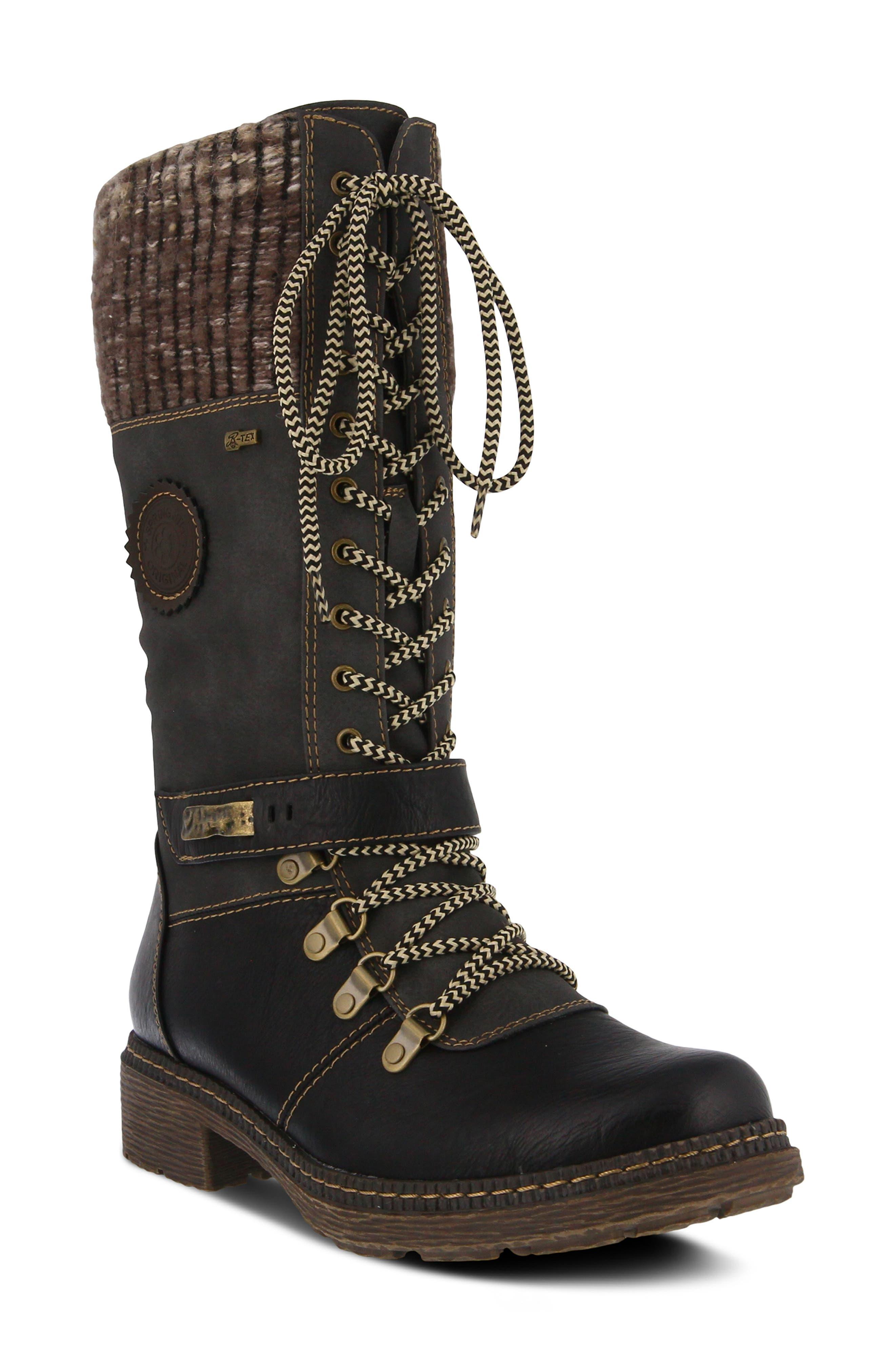 Spring Step Ababi Boot - Black