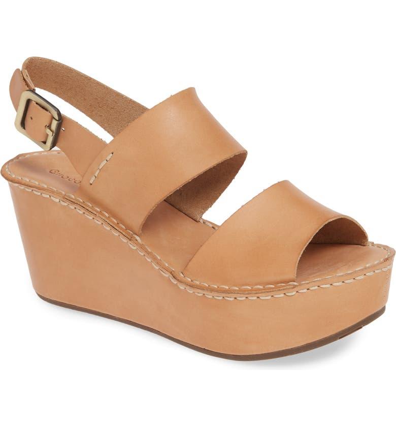 4d180e48445 Chocolat Blu Wymen Platform Wedge Sandal (Women)