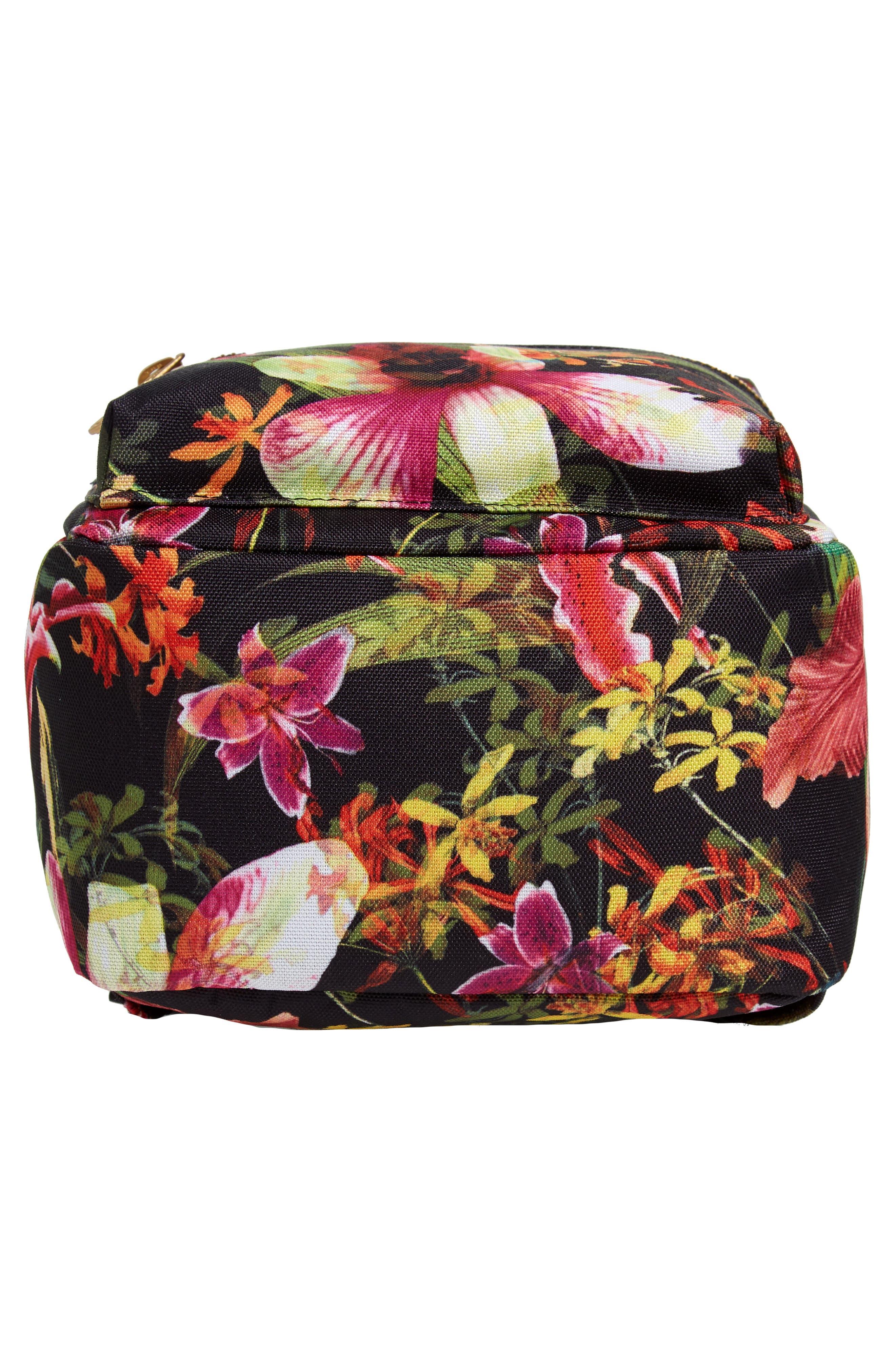 HERSCHEL SUPPLY CO., Mini Nova Backpack, Alternate thumbnail 7, color, JUNGLE HOFFMAN