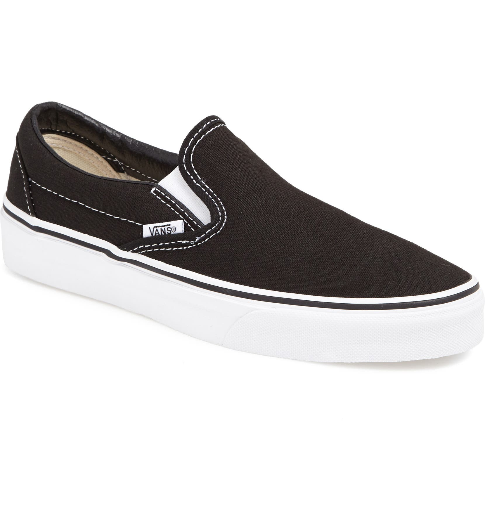 b02a19387a Vans Classic Slip-On Sneaker (Women)