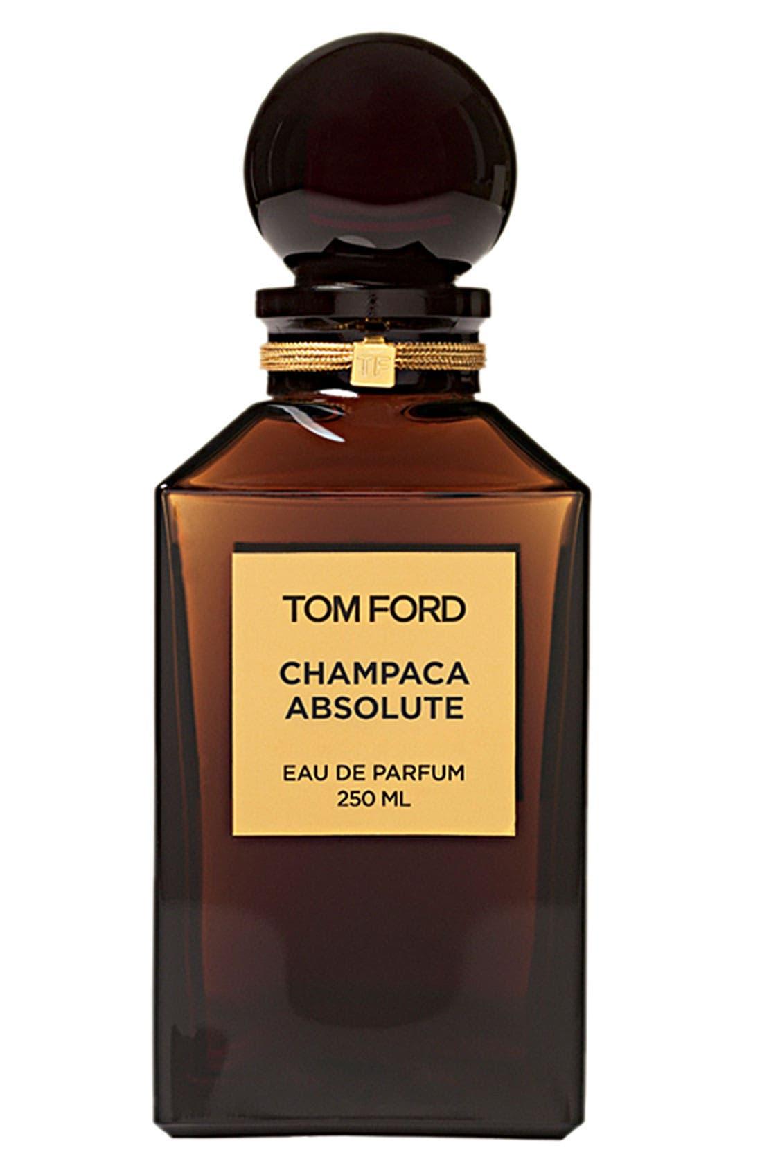 TOM FORD, Private Blend Champaca Absolute Eau de Parfum, Alternate thumbnail 5, color, NO COLOR